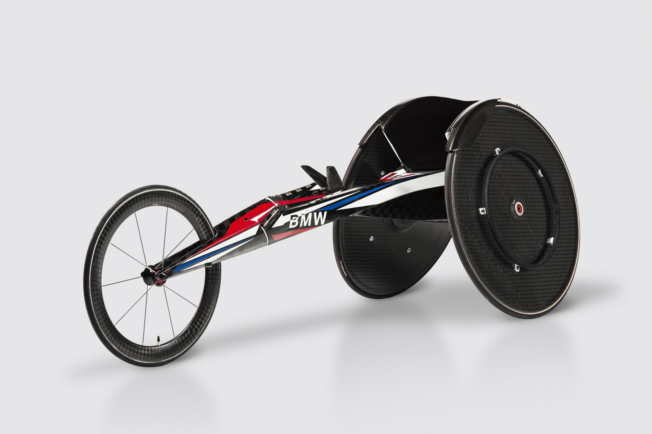 Thumbnail for BMW Racing Wheelchair