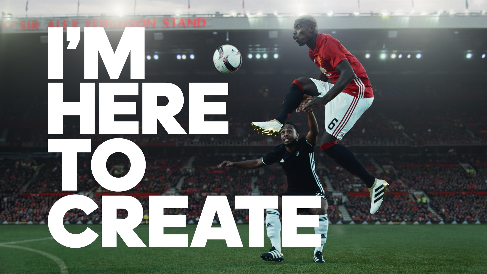 Thumbnail for Football Needs Creators ft. Paul Pogba