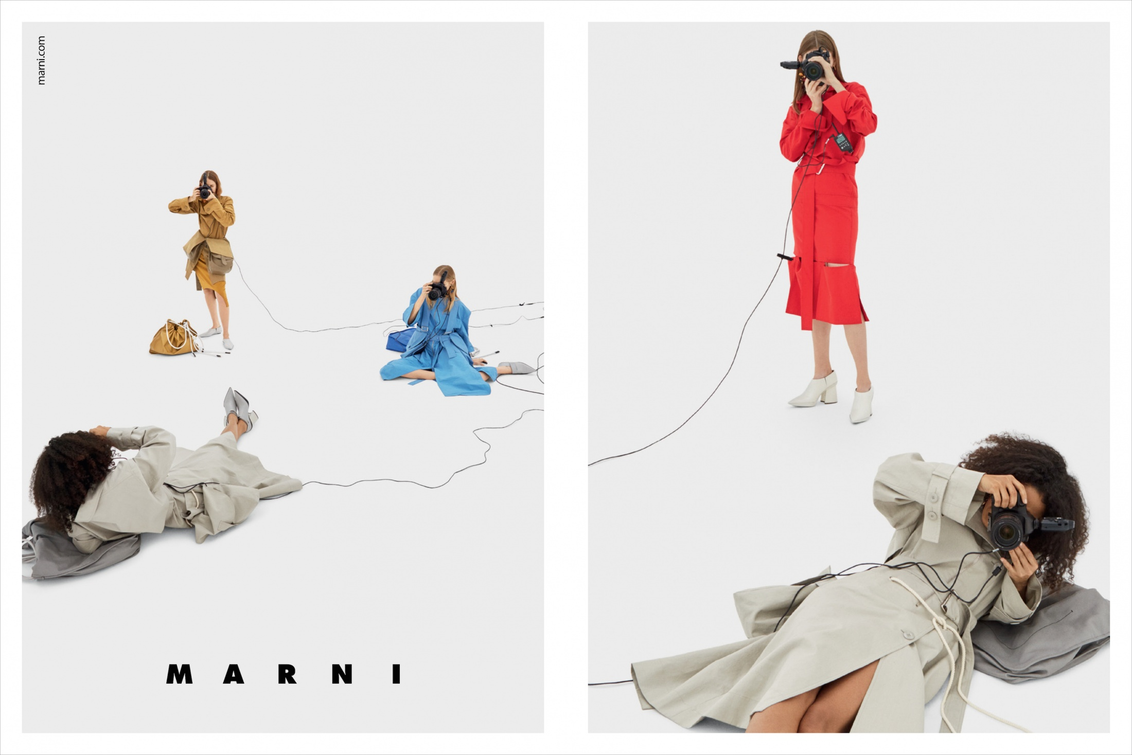 Thumbnail for Marni Spring Summer 2017 Advertising Campaign