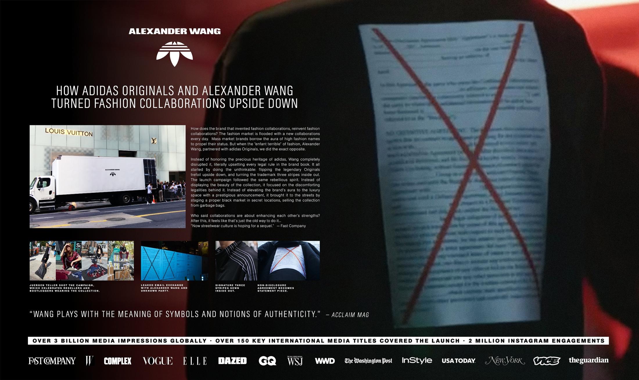 Thumbnail for adidas Originals x Alexander Wang Partnerships