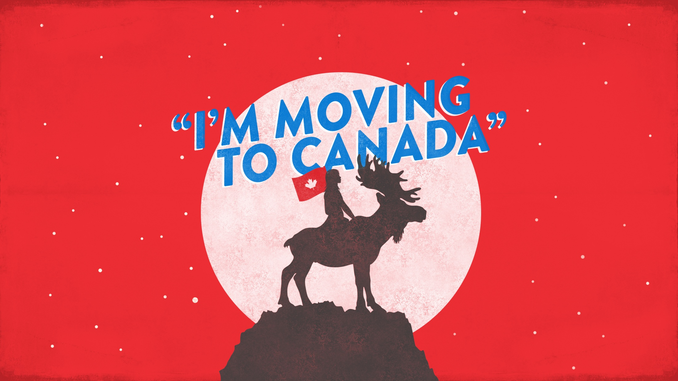 Thumbnail for I'm Moving To Canada
