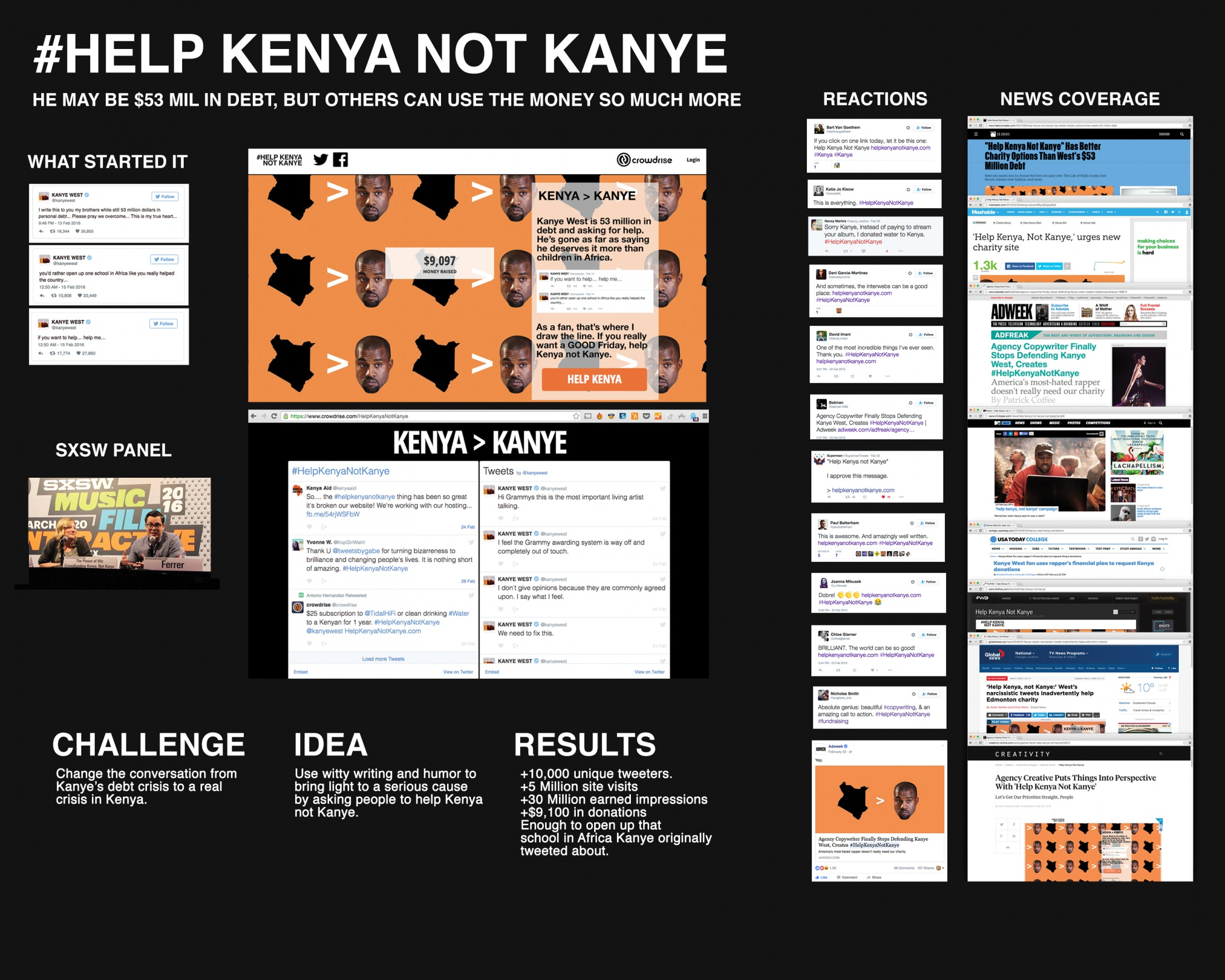Thumbnail for Help Kenya, Not Kanye