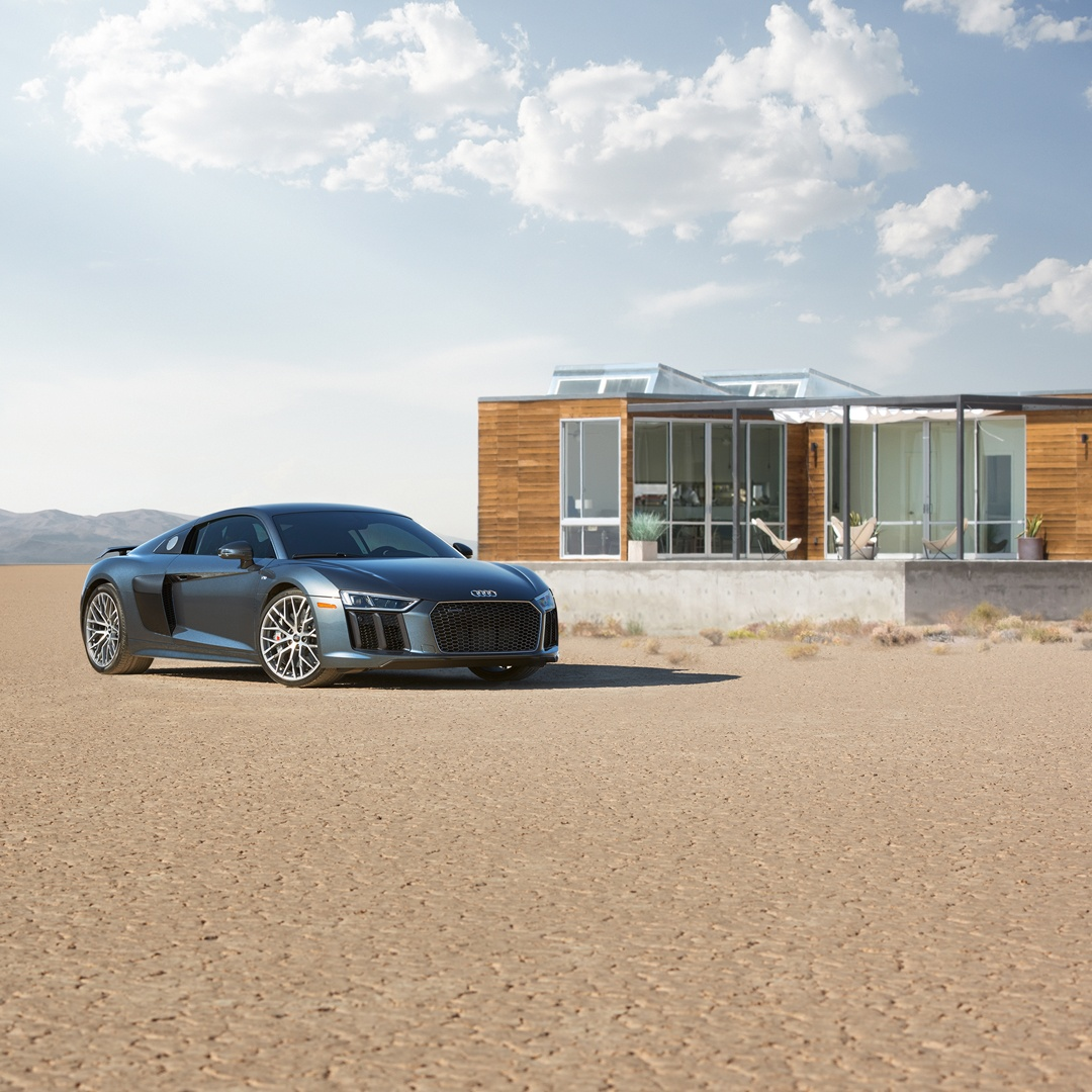Audi Of America - Audi And Airbnb Live To Drive 2