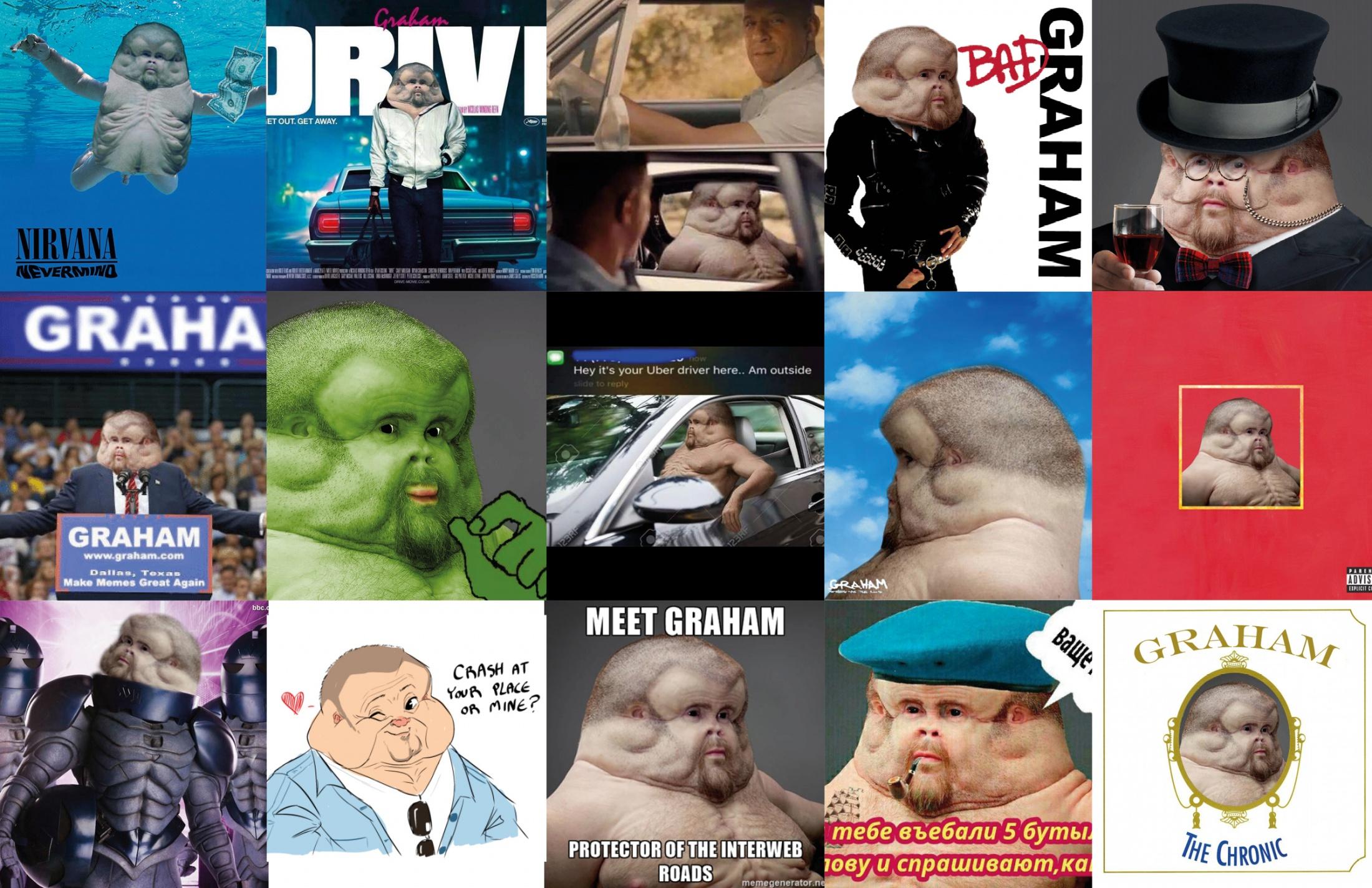 Thumbnail for Meet Graham