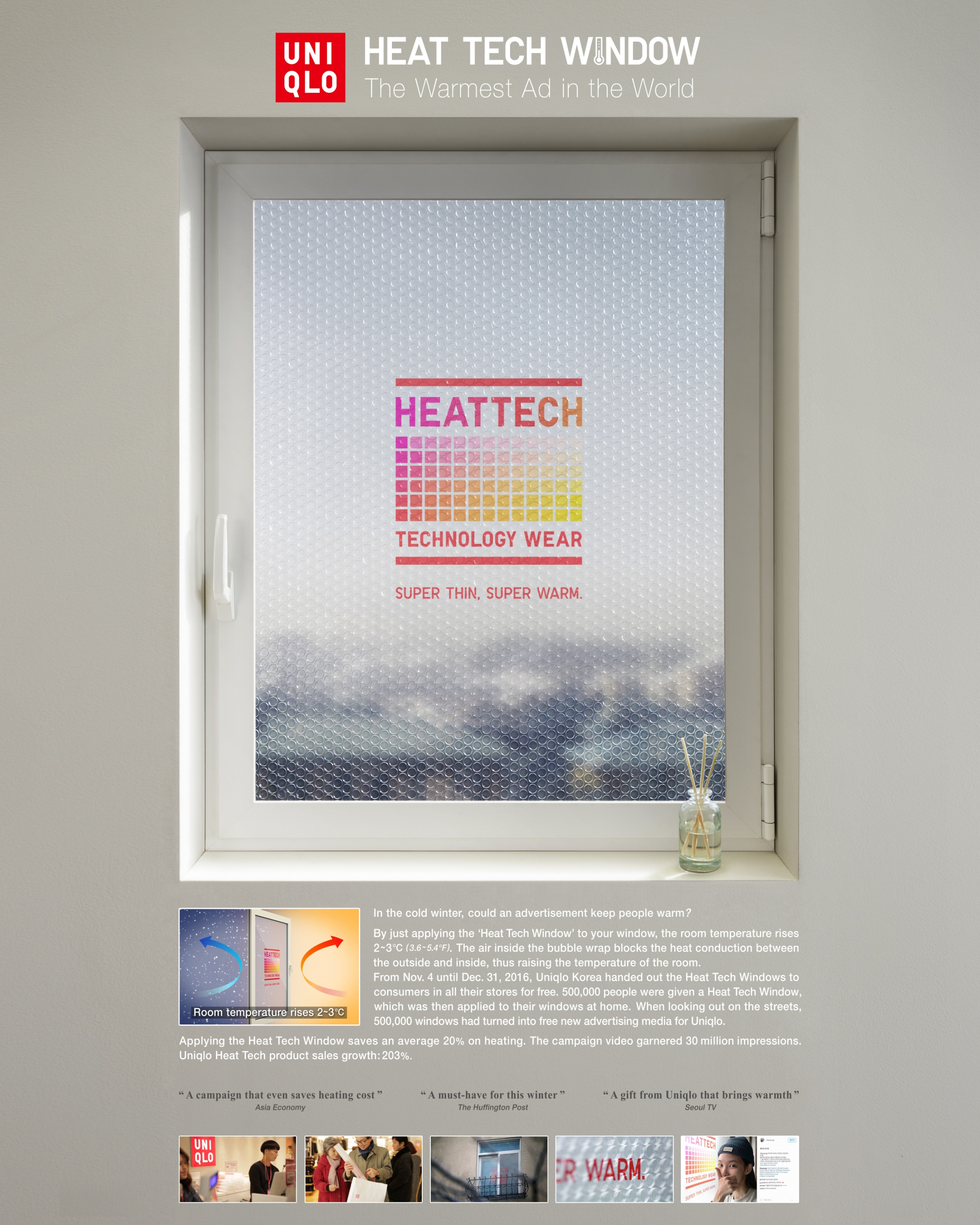 Image Media for HEAT TECH WINDOW