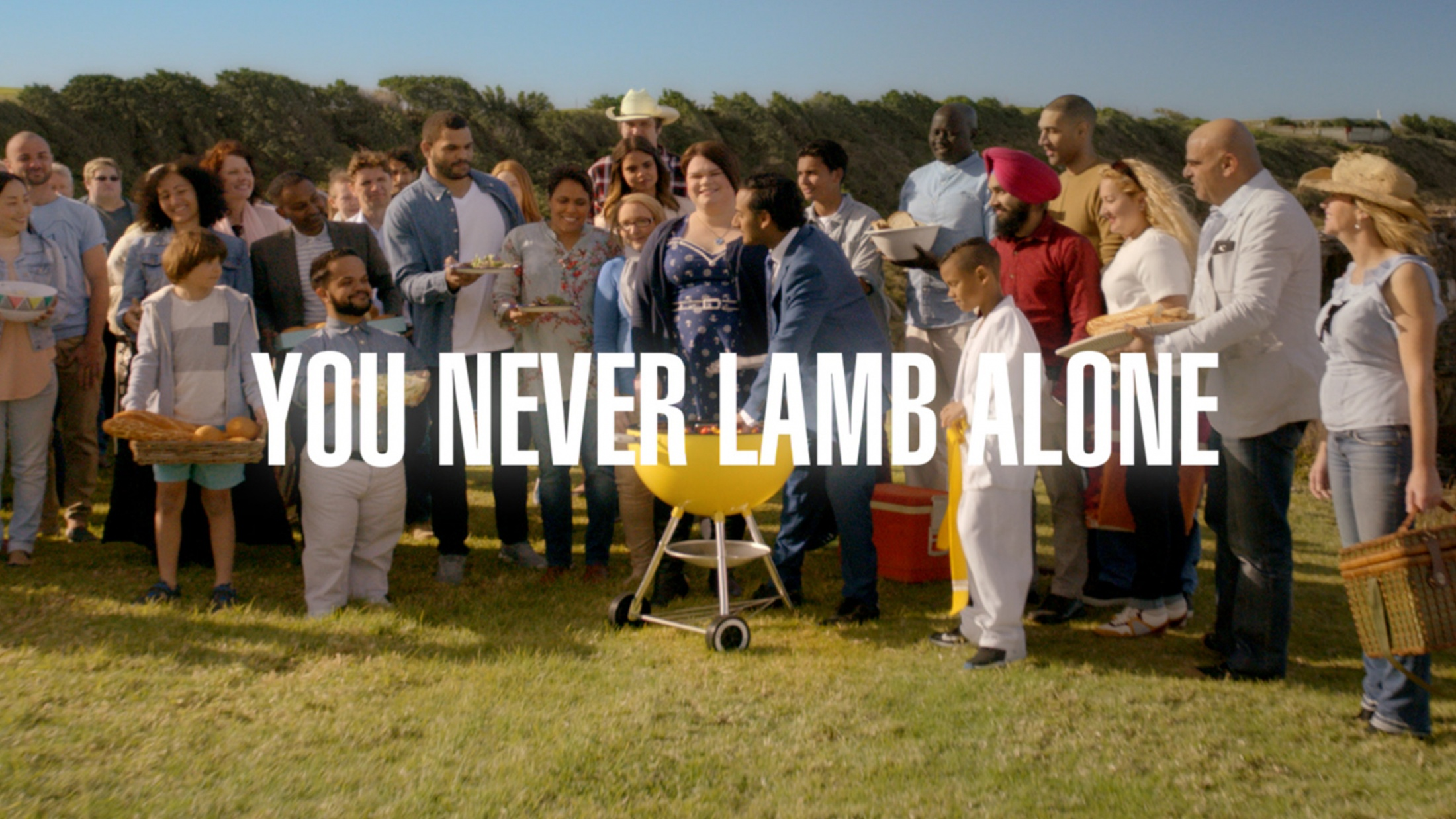 Thumbnail for You Never Lamb Alone