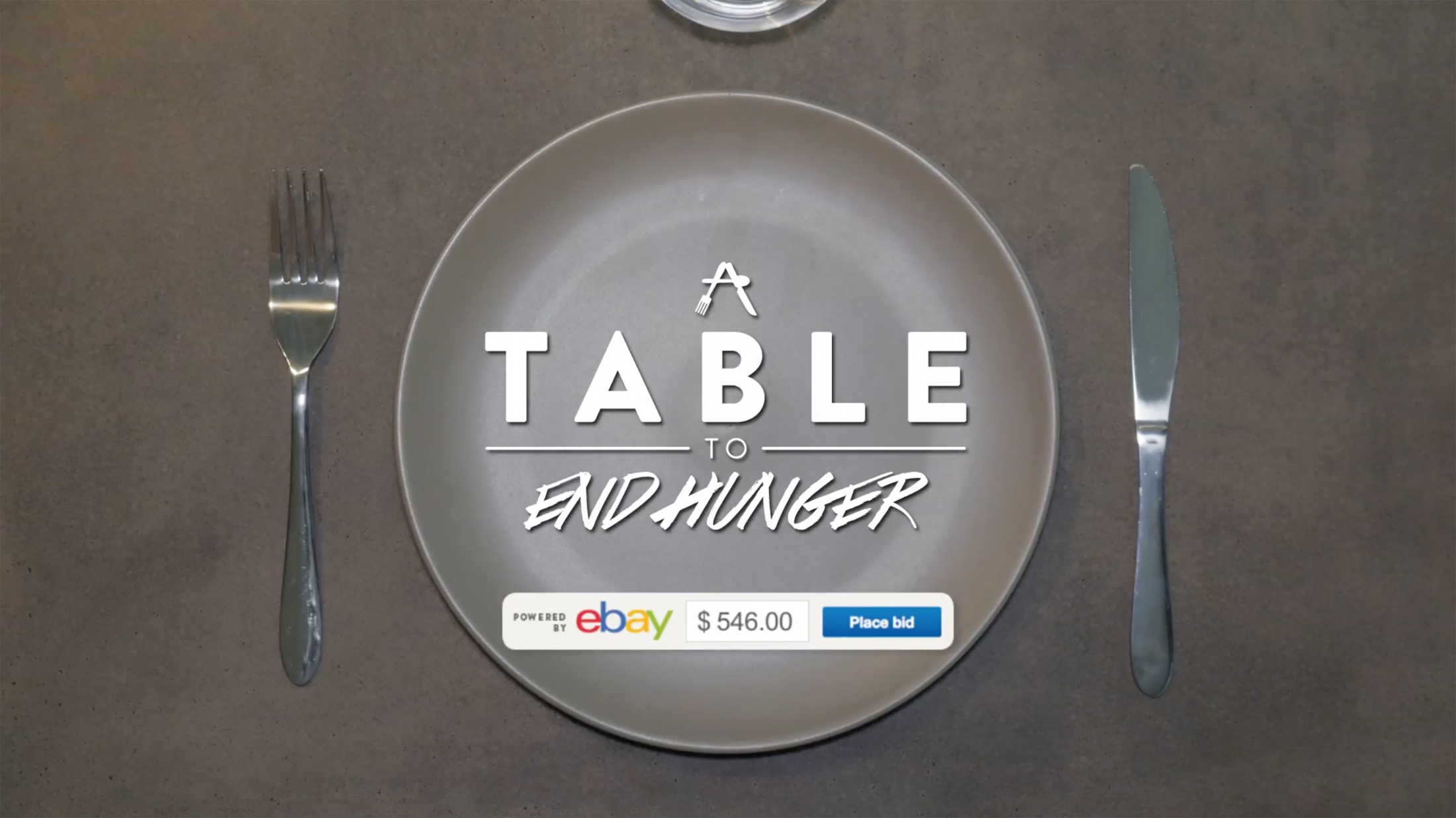 Thumbnail for A Table To End Hunger