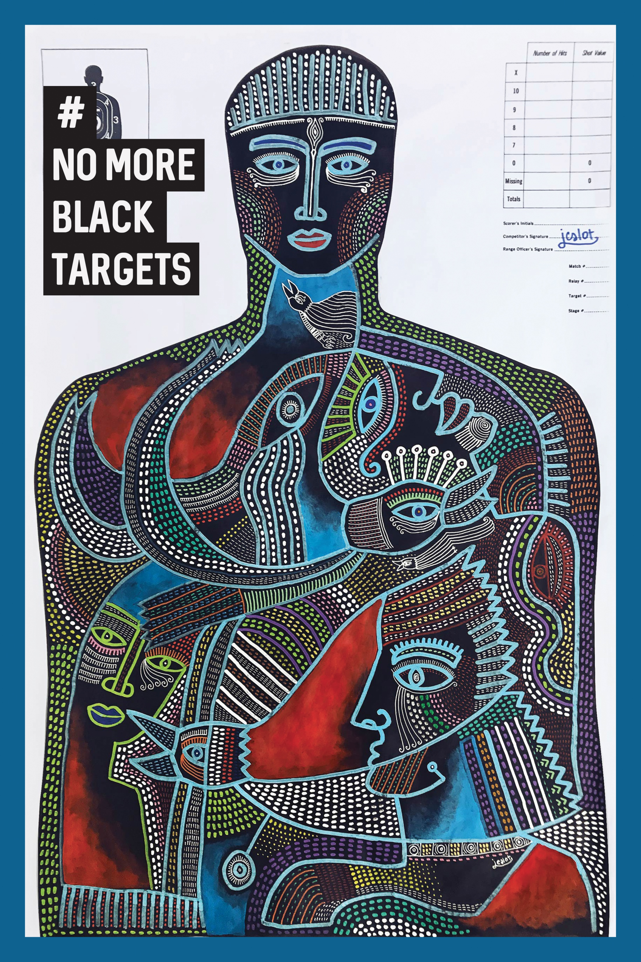 Thumbnail for No More Black Targets