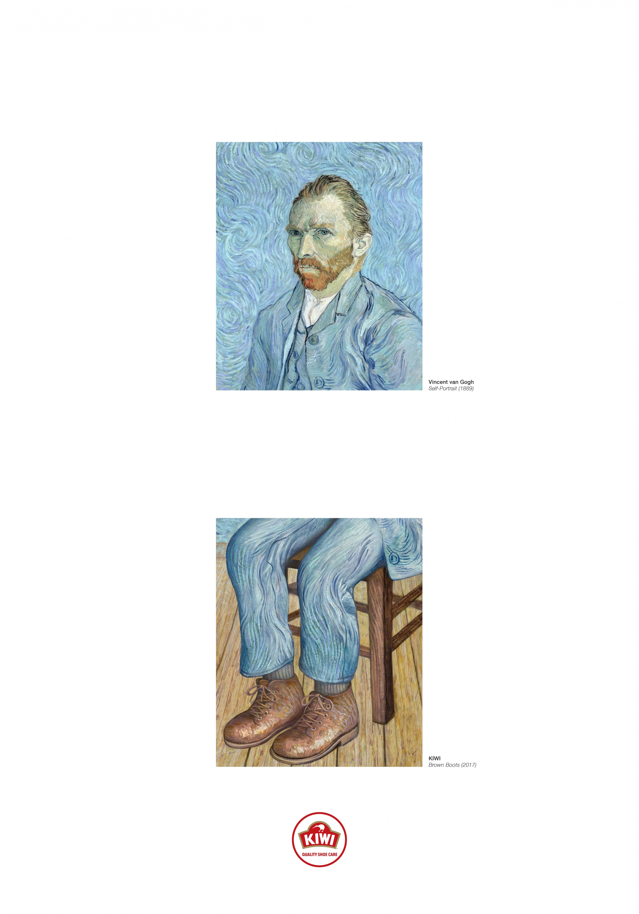Thumbnail for Portraits Completed Out of Home: Van Gogh