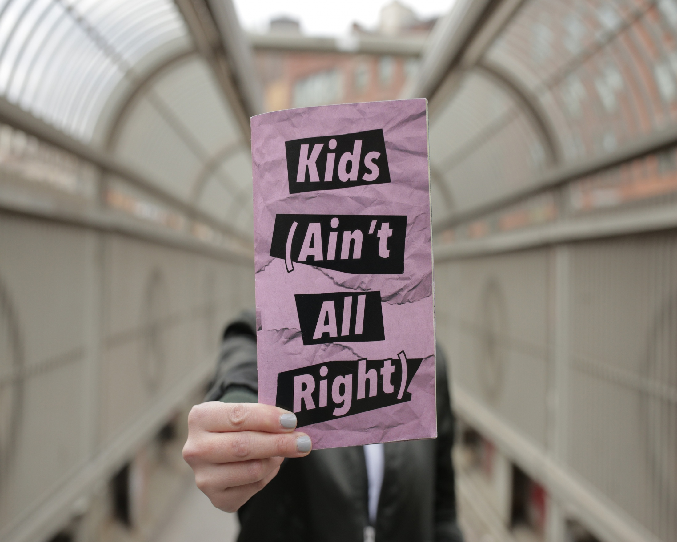 Thumbnail for Kids (Ain't All Right)