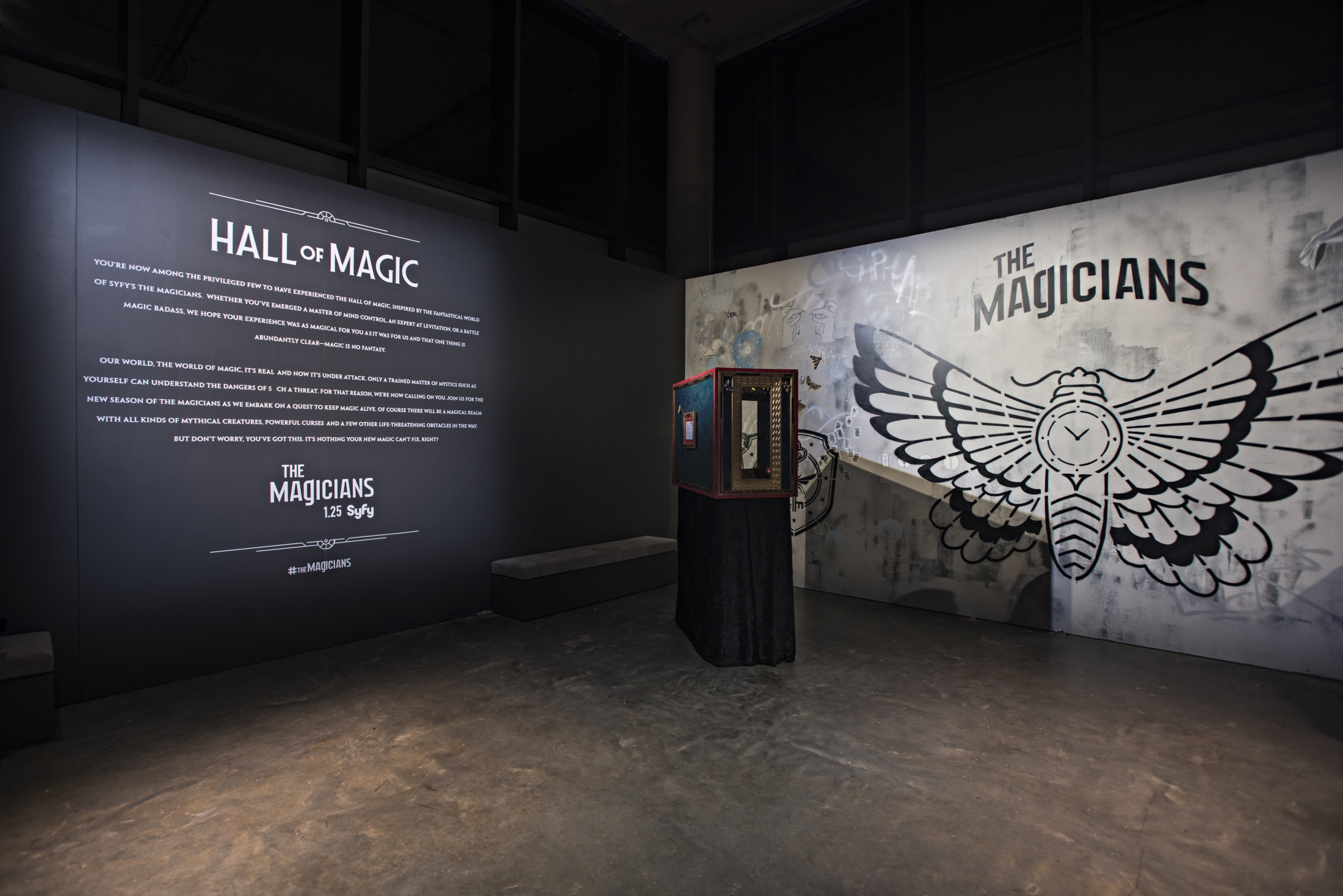 Image Media for Hall of Magic