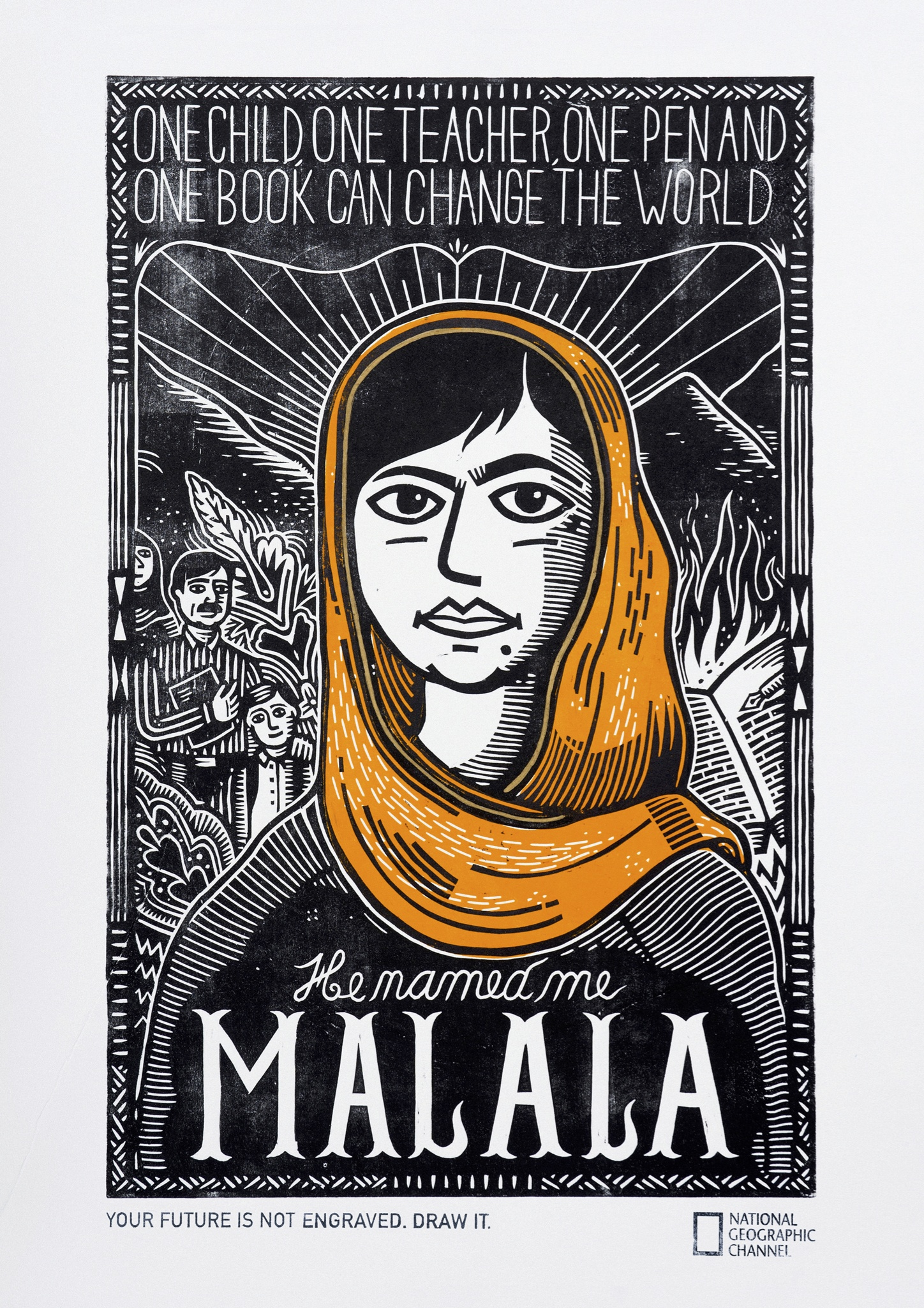 Image Media for He Named Me Malala 1