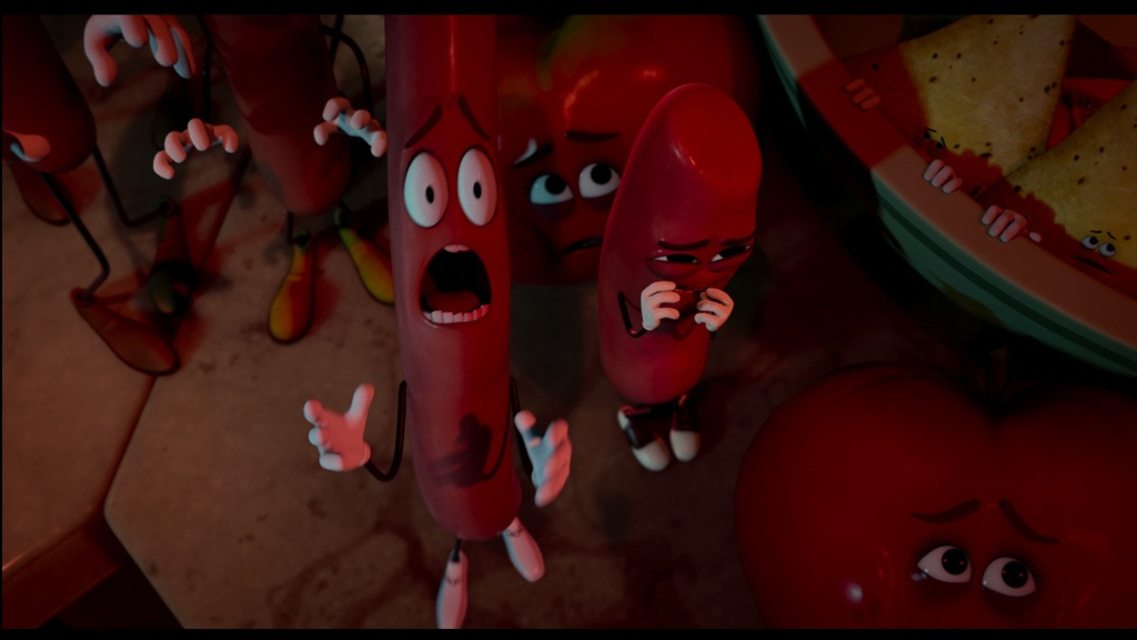 Thumbnail for Sausage Party Trailer