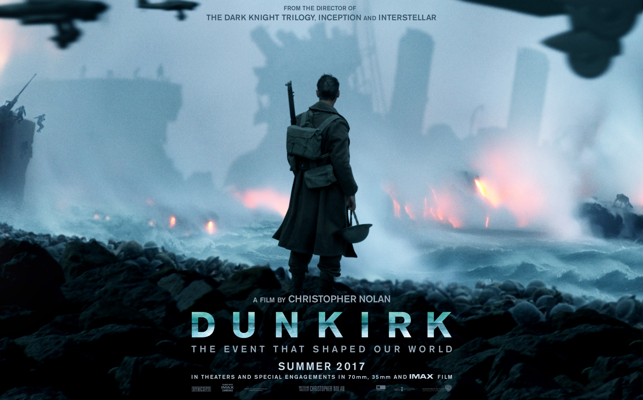 Thumbnail for Dunkirk - Theatrical: Integrated Campaign