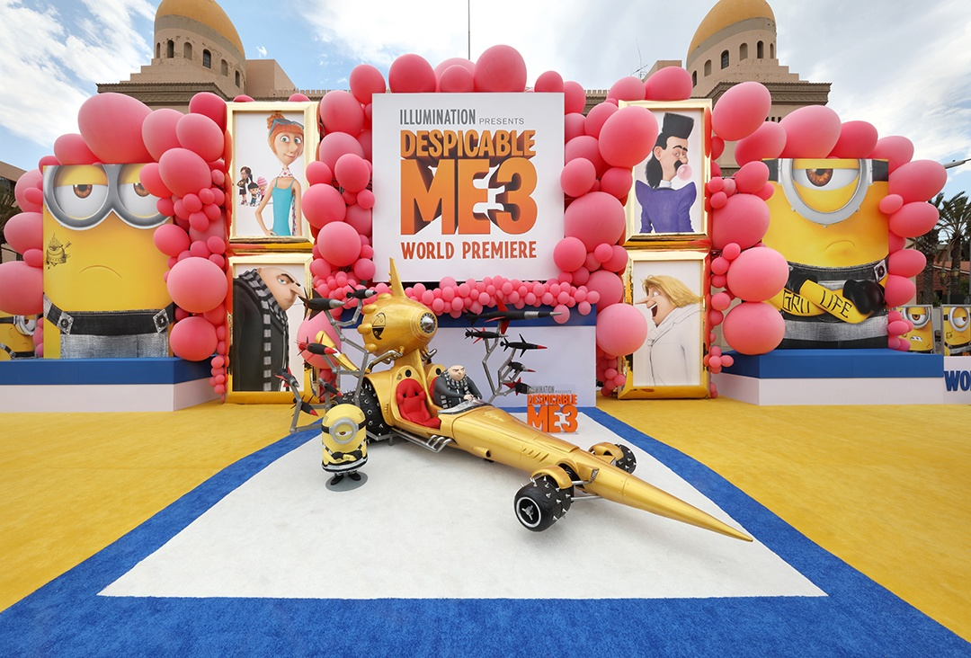 Thumbnail for Despicable Me 3 Car Sculpture Theatrical: Events/Experiential