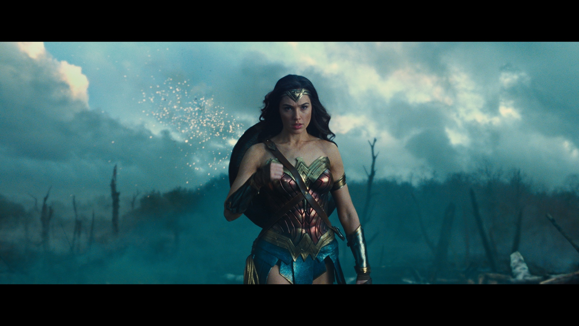 Thumbnail for International Special - Warrior, Legend, Goddess: Wonder Woman on the Big Screen