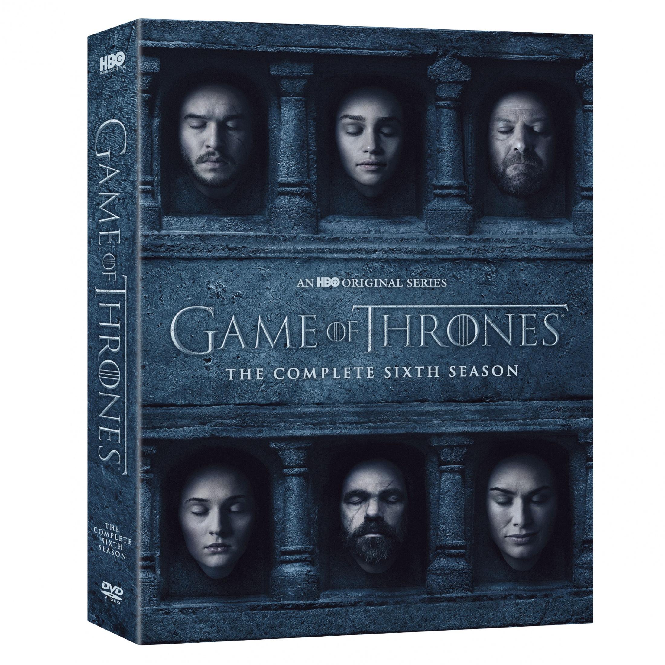 Thumbnail for Game of Thrones 6th Season Blu-ray