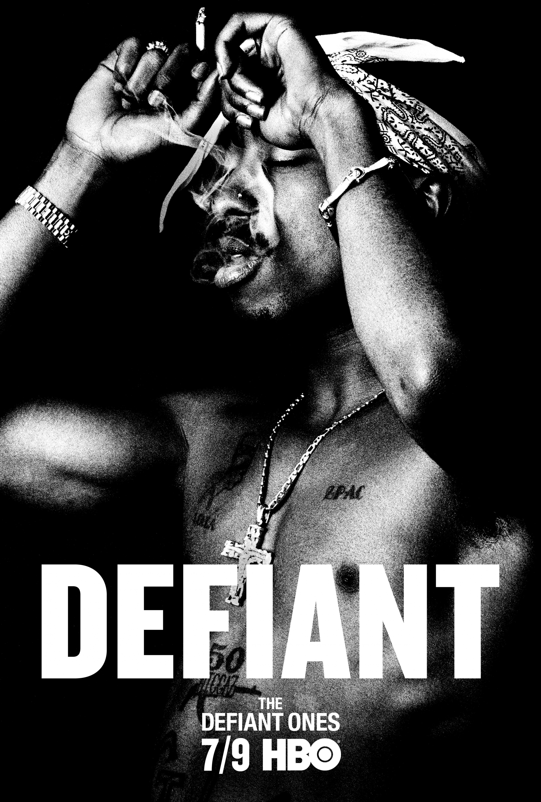Thumbnail for The Defiant Ones Character Banners: Tupac