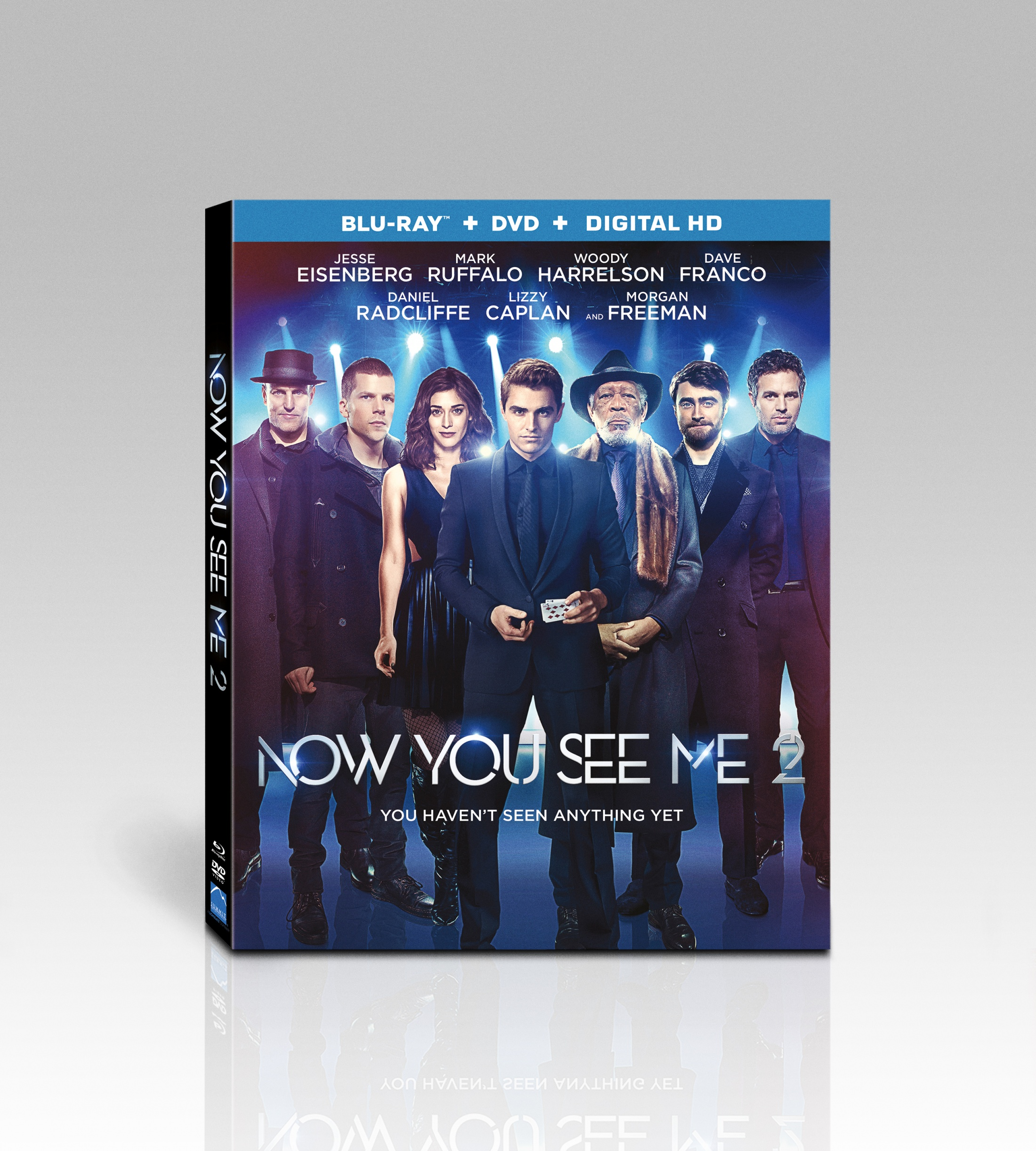 Thumbnail for Now You See Me 2 Lenticular Cover Art