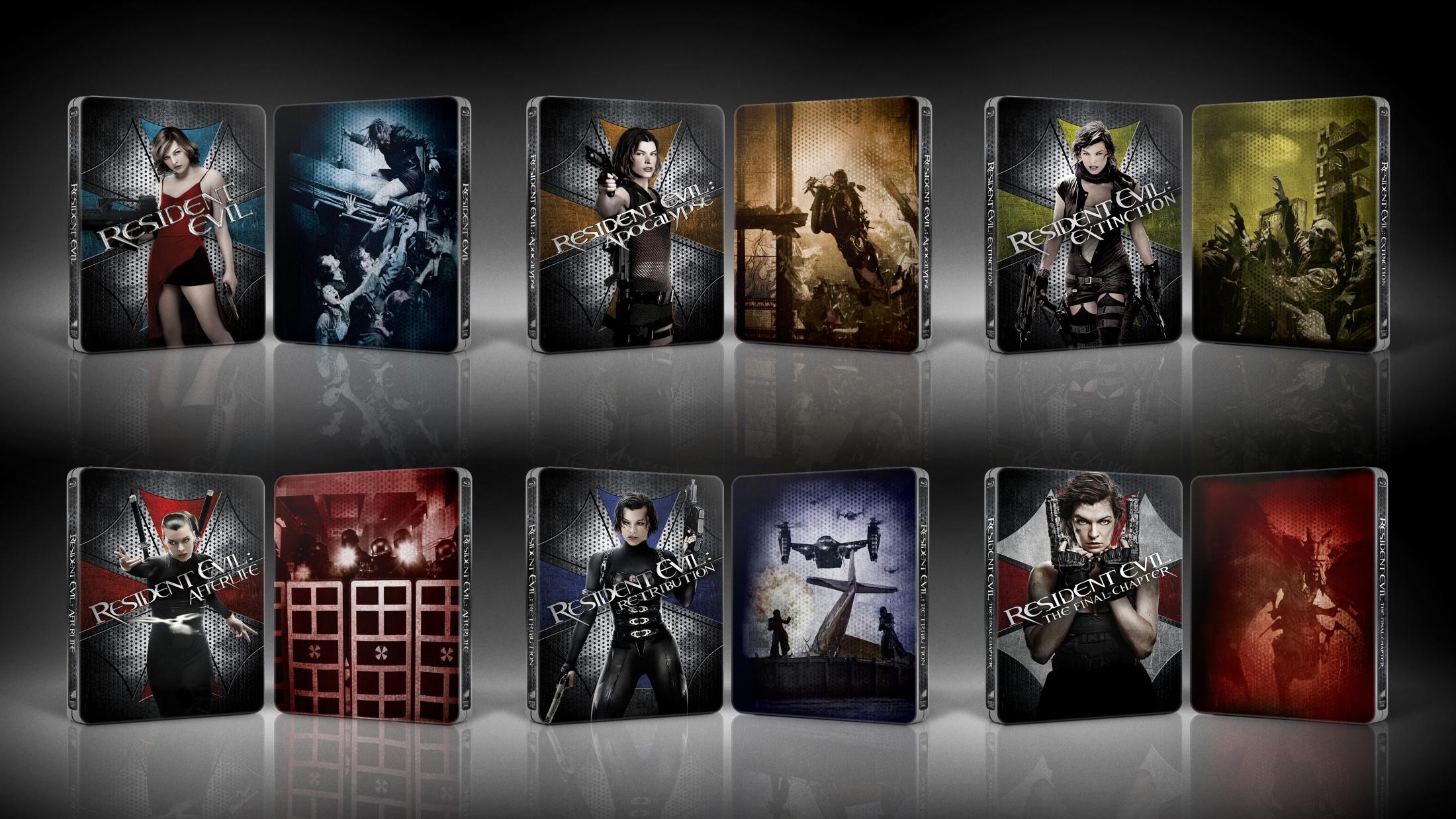 Thumbnail for Resident Evil Steelbook Series