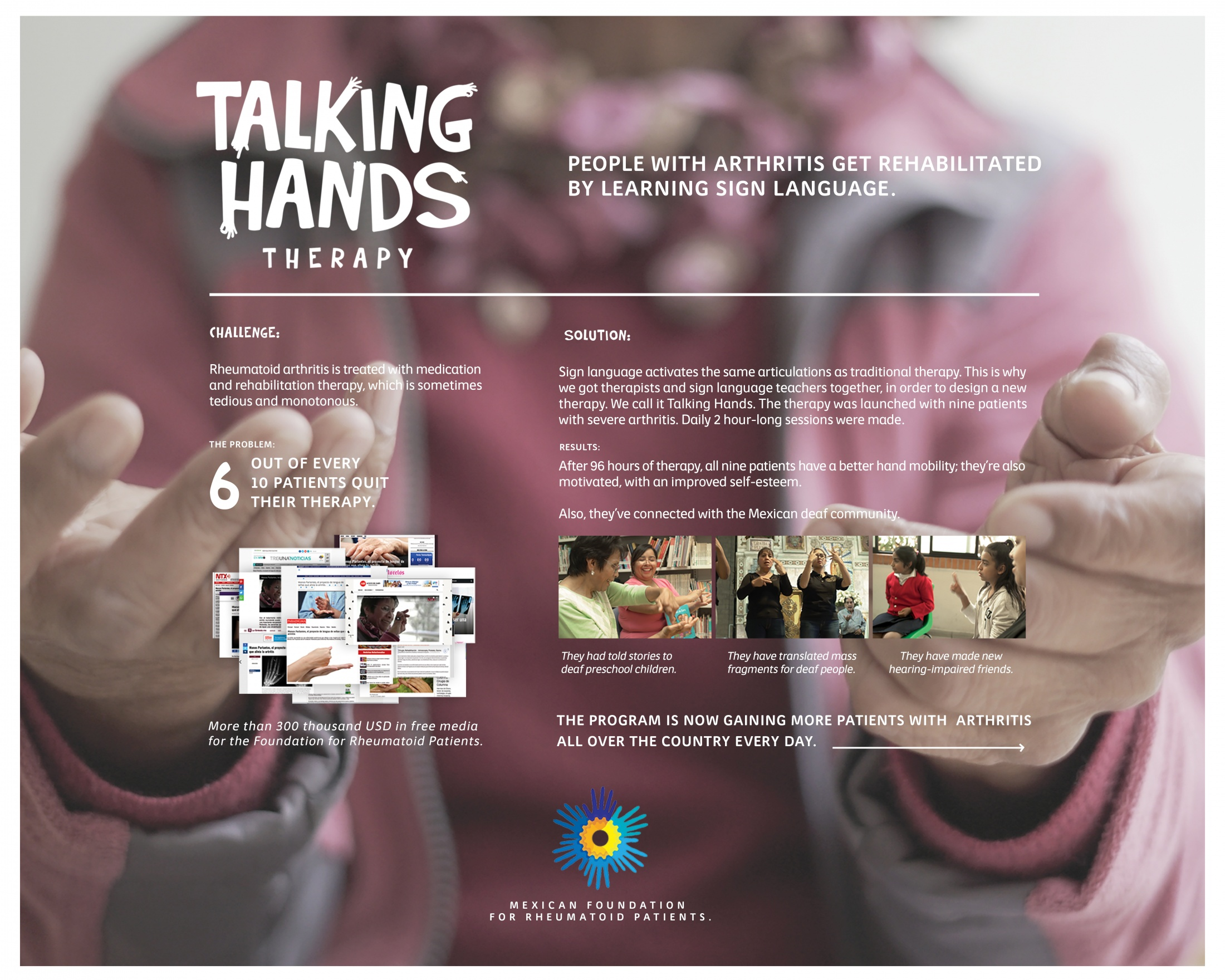 Thumbnail for Talking Hands