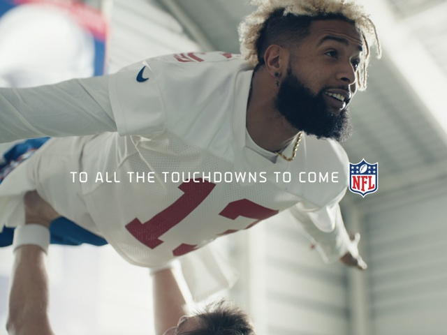 Thumbnail for Touchdown Celebrations to Come