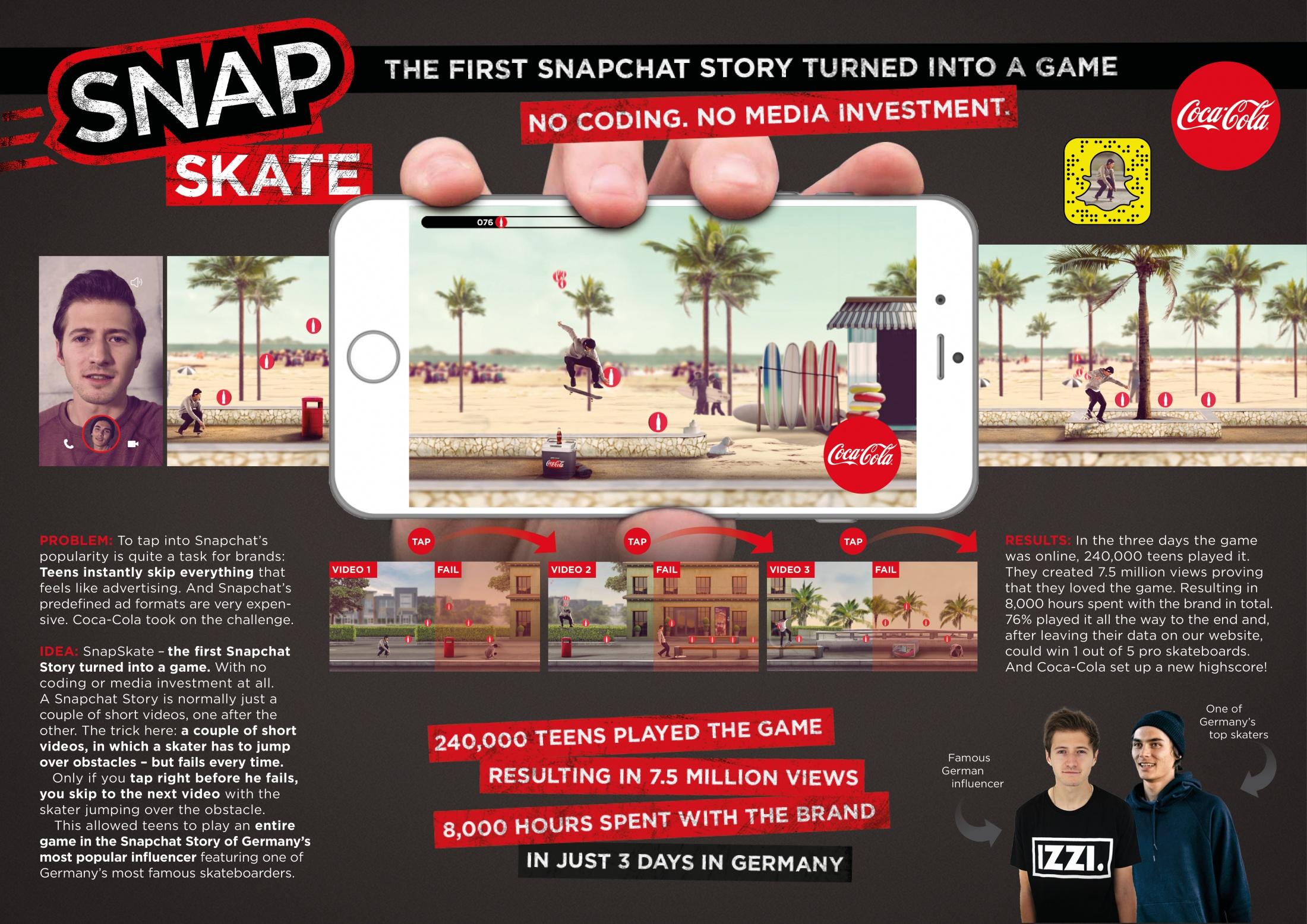 Thumbnail for SnapSkate