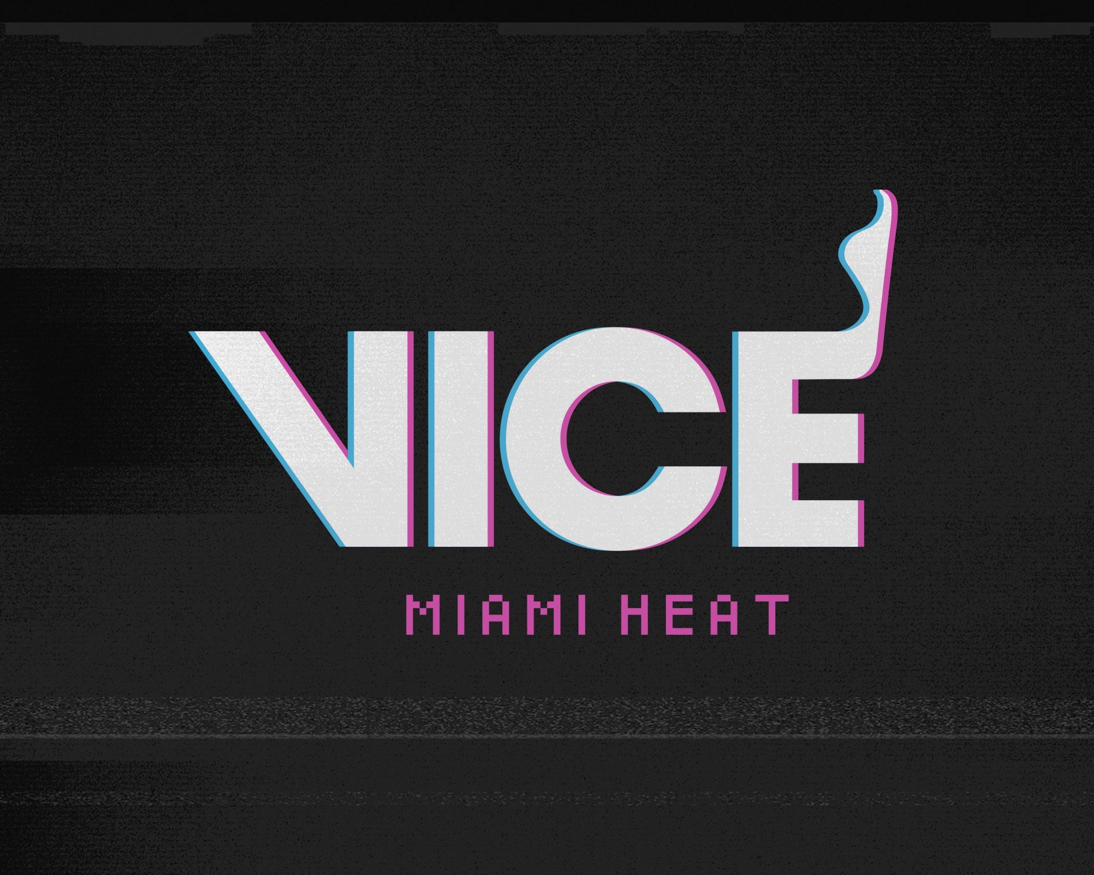e1e849bfa935 Image Media for Miami HEAT Vice Campaign