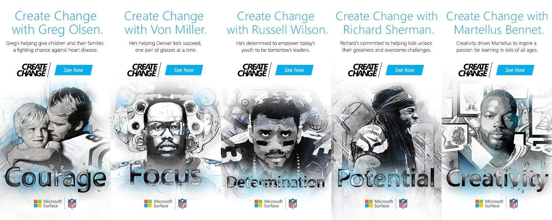Thumbnail for Microsoft Create Change