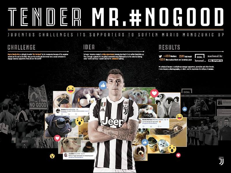 Thumbnail for Tender Mr. #NOGOOD