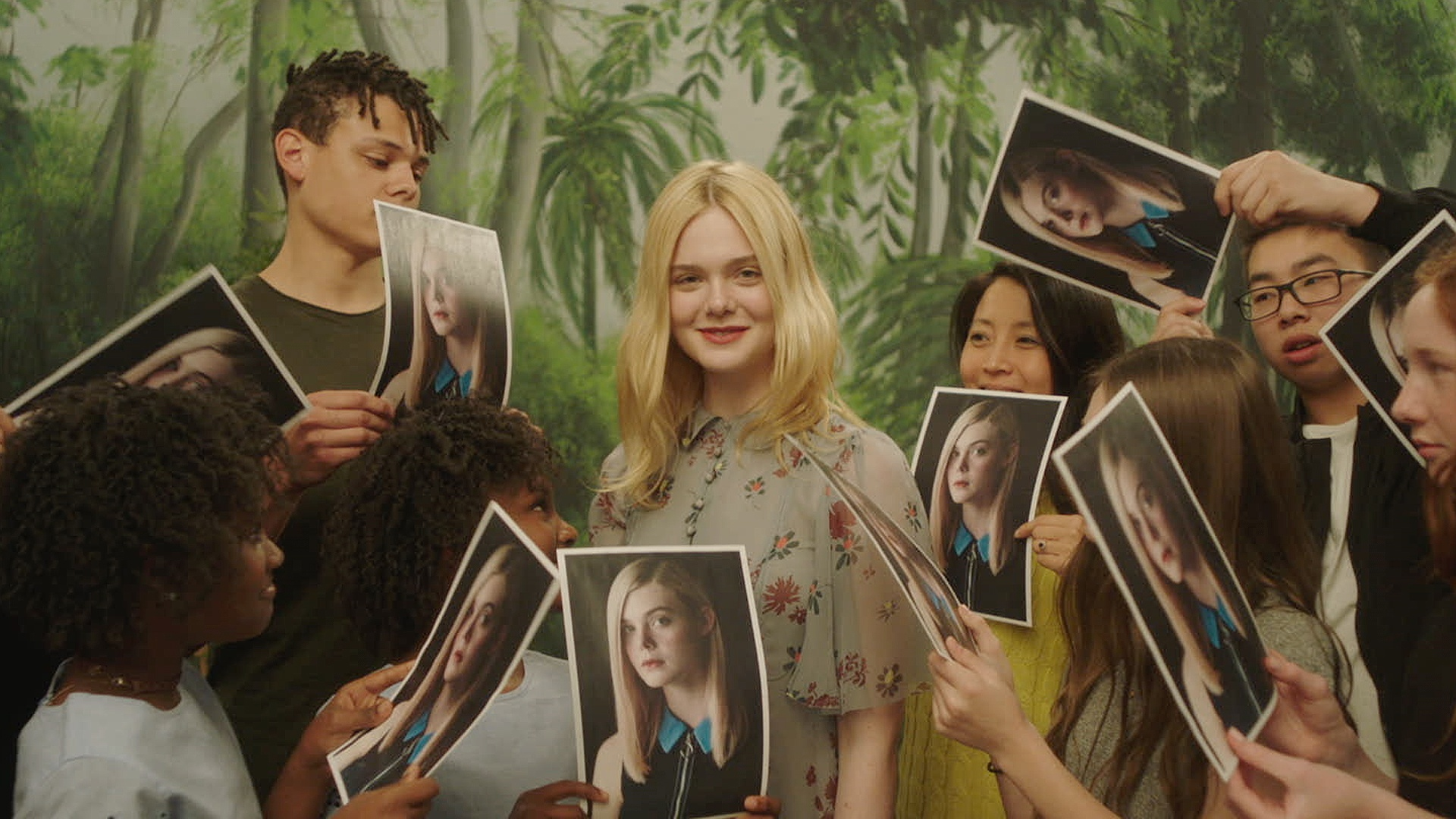 Thumbnail for Elle Fanning's Fan Fantasy