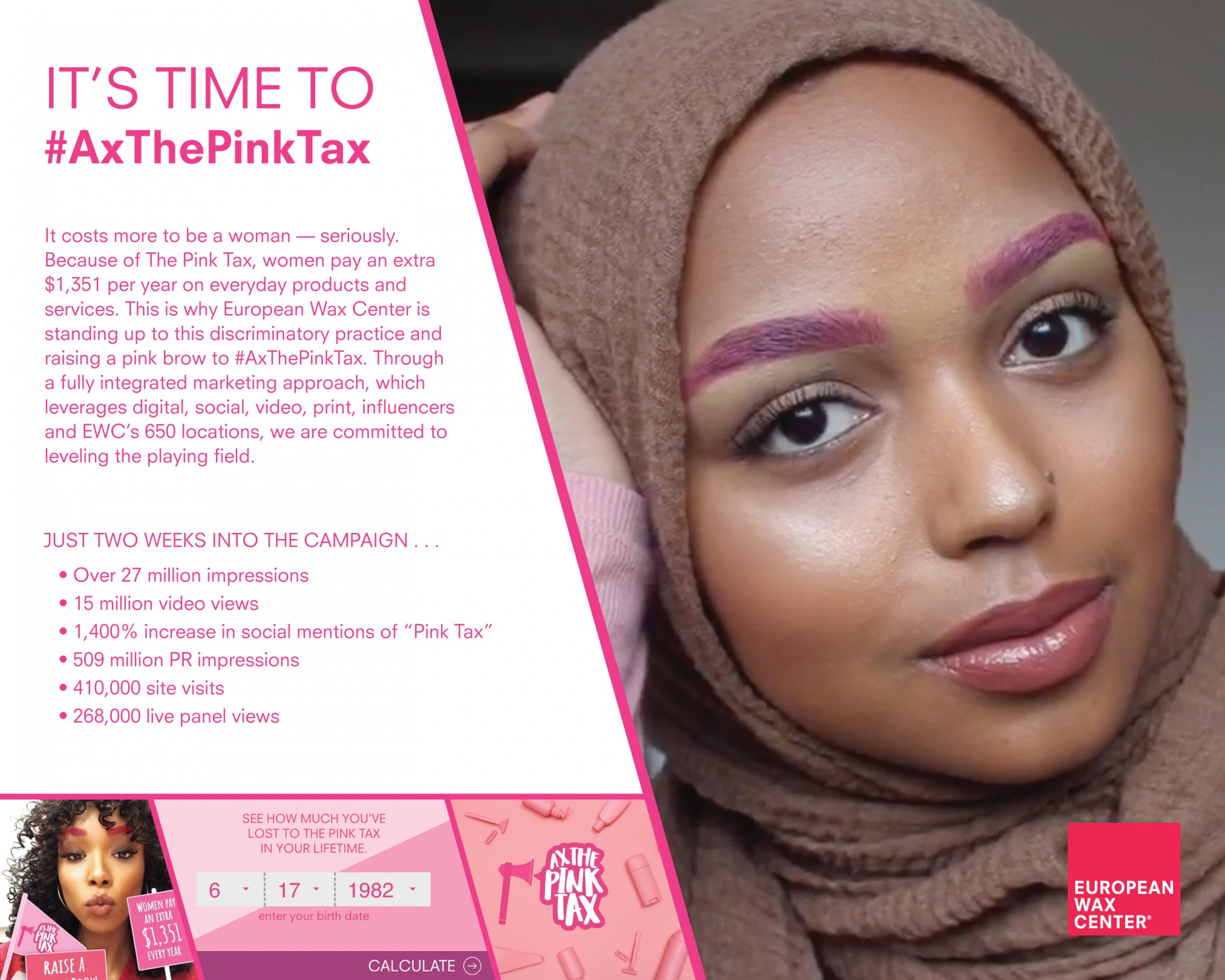 Thumbnail for Ax The Pink Tax