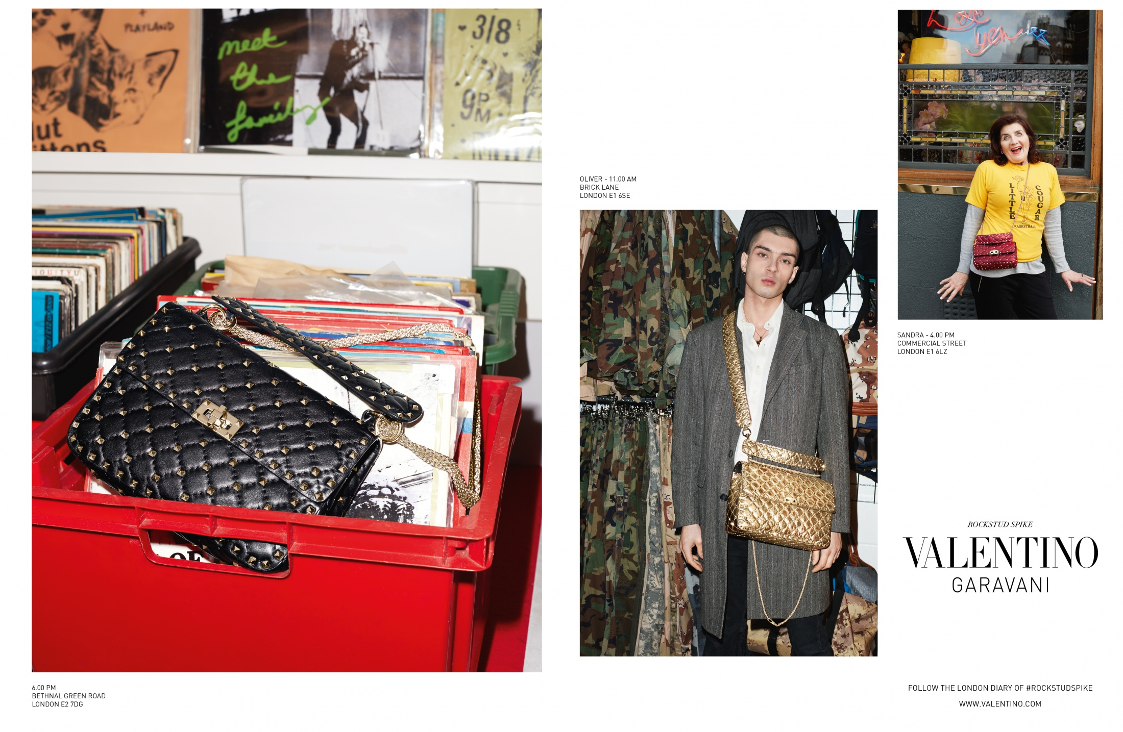 Image Media for Rock Stud Spike Bag Diaries