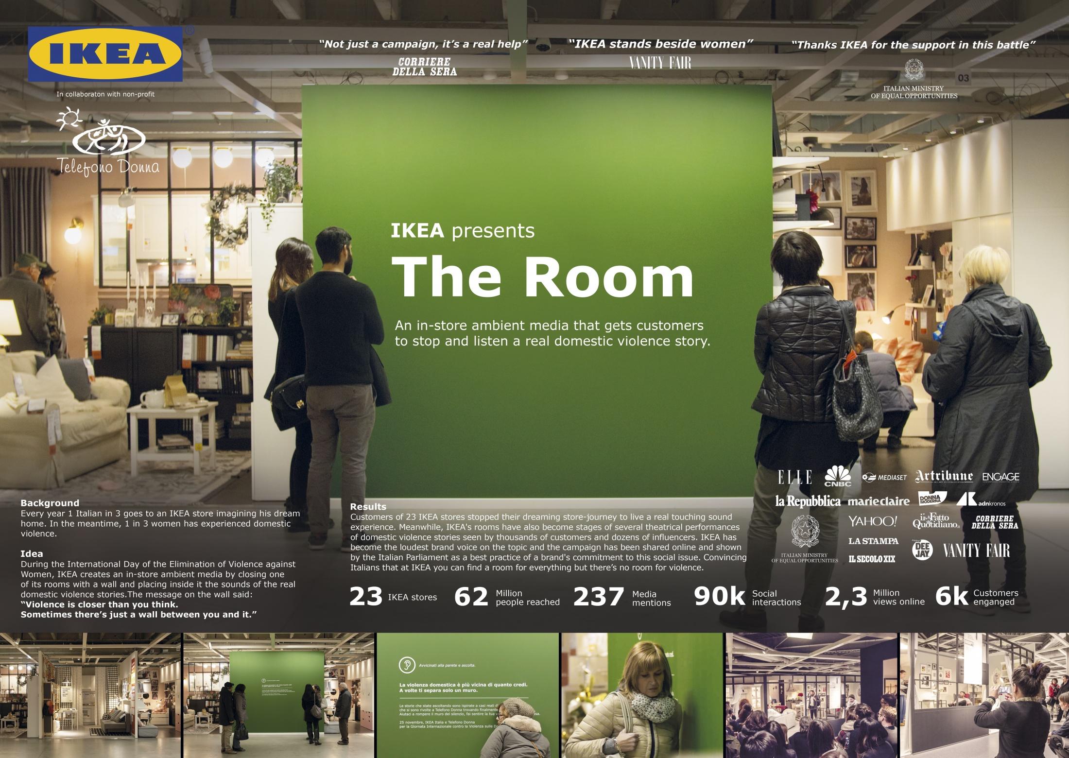 Ikea Italy The Room Clios