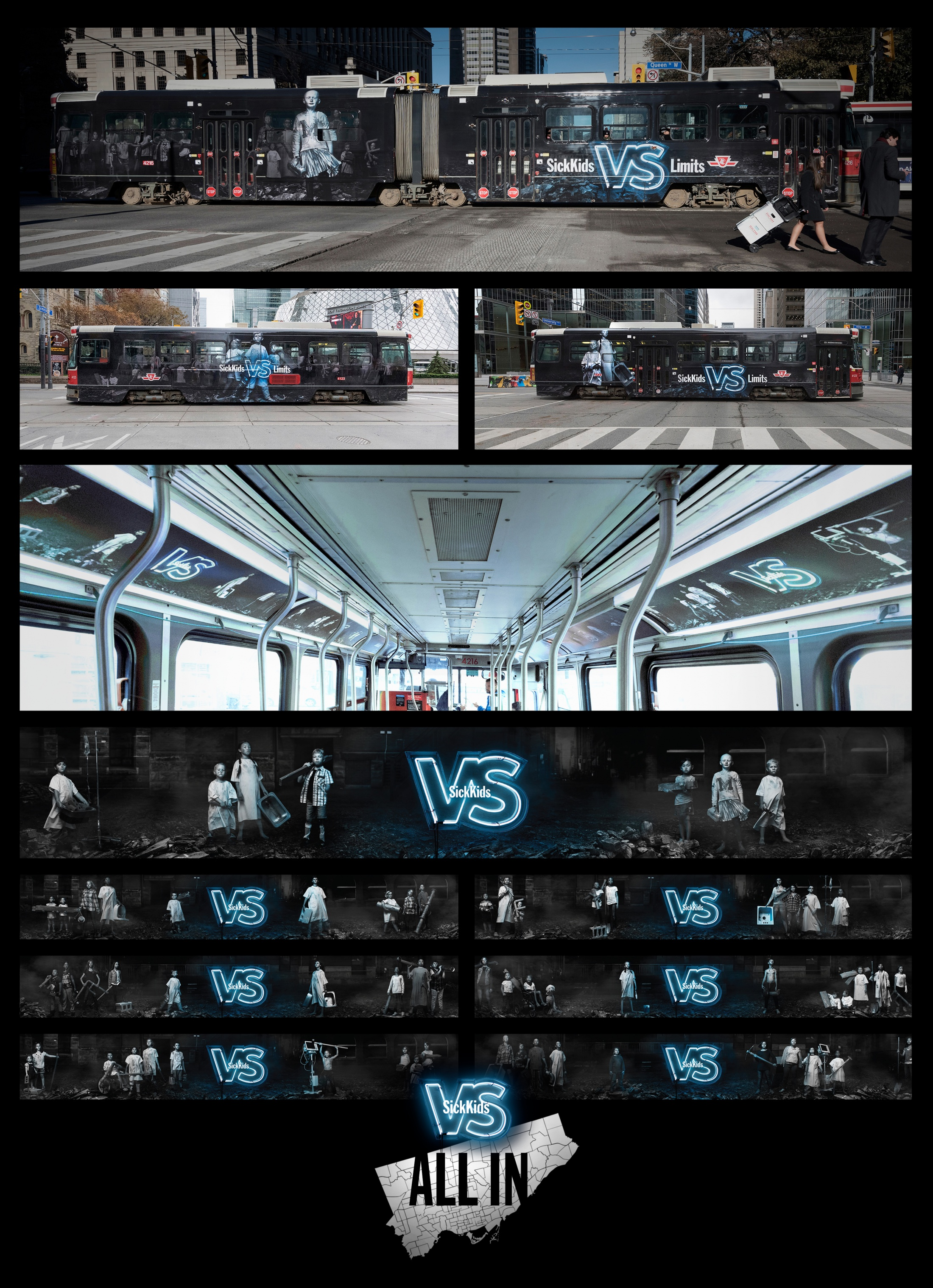 Thumbnail for SickKids VS - All In - Transit Takeover
