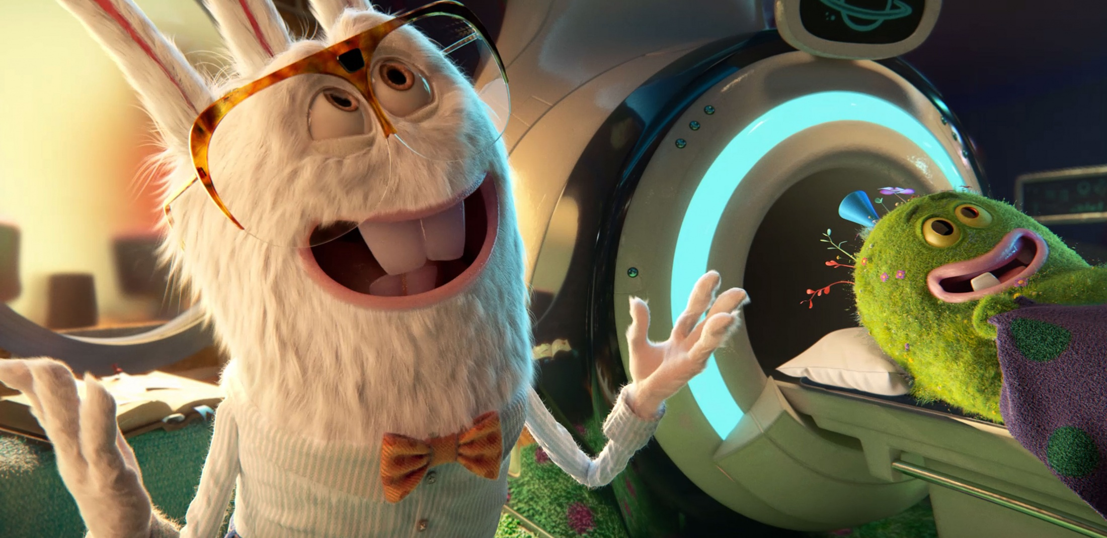 Thumbnail for Imaginary Friend Society - Whats an MRI?