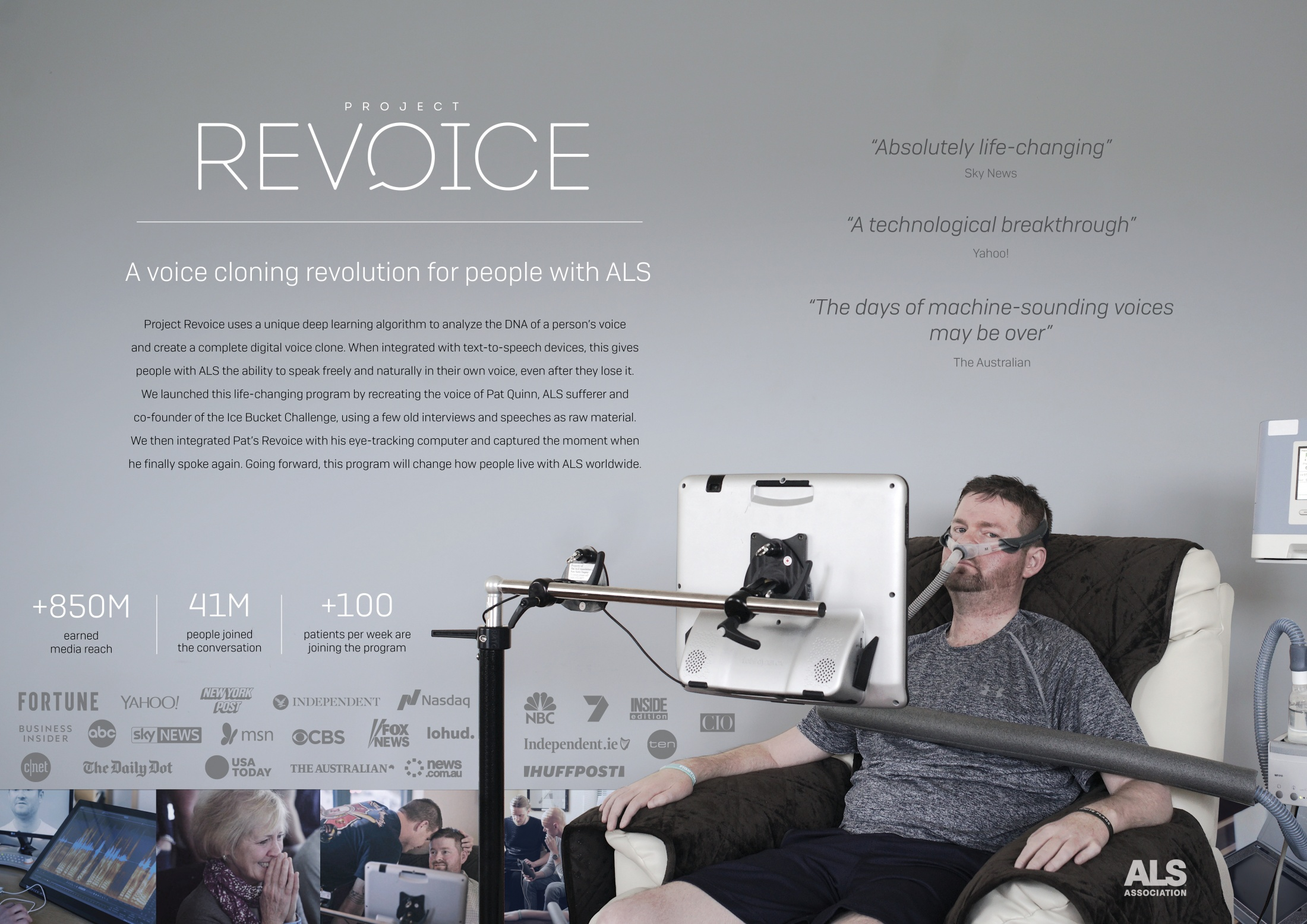 Image Media for Project Revoice