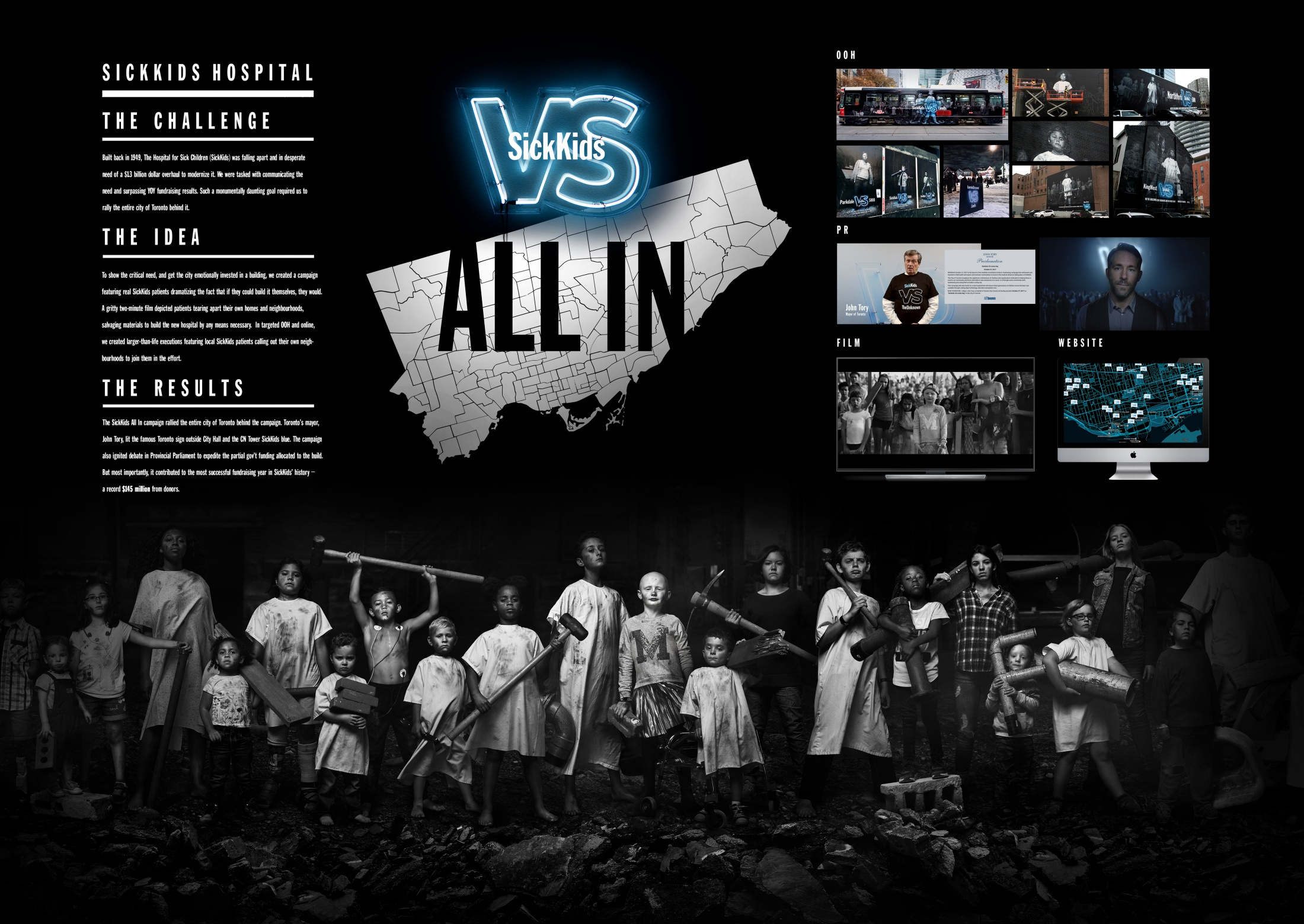 Thumbnail for SickKids VS - All In