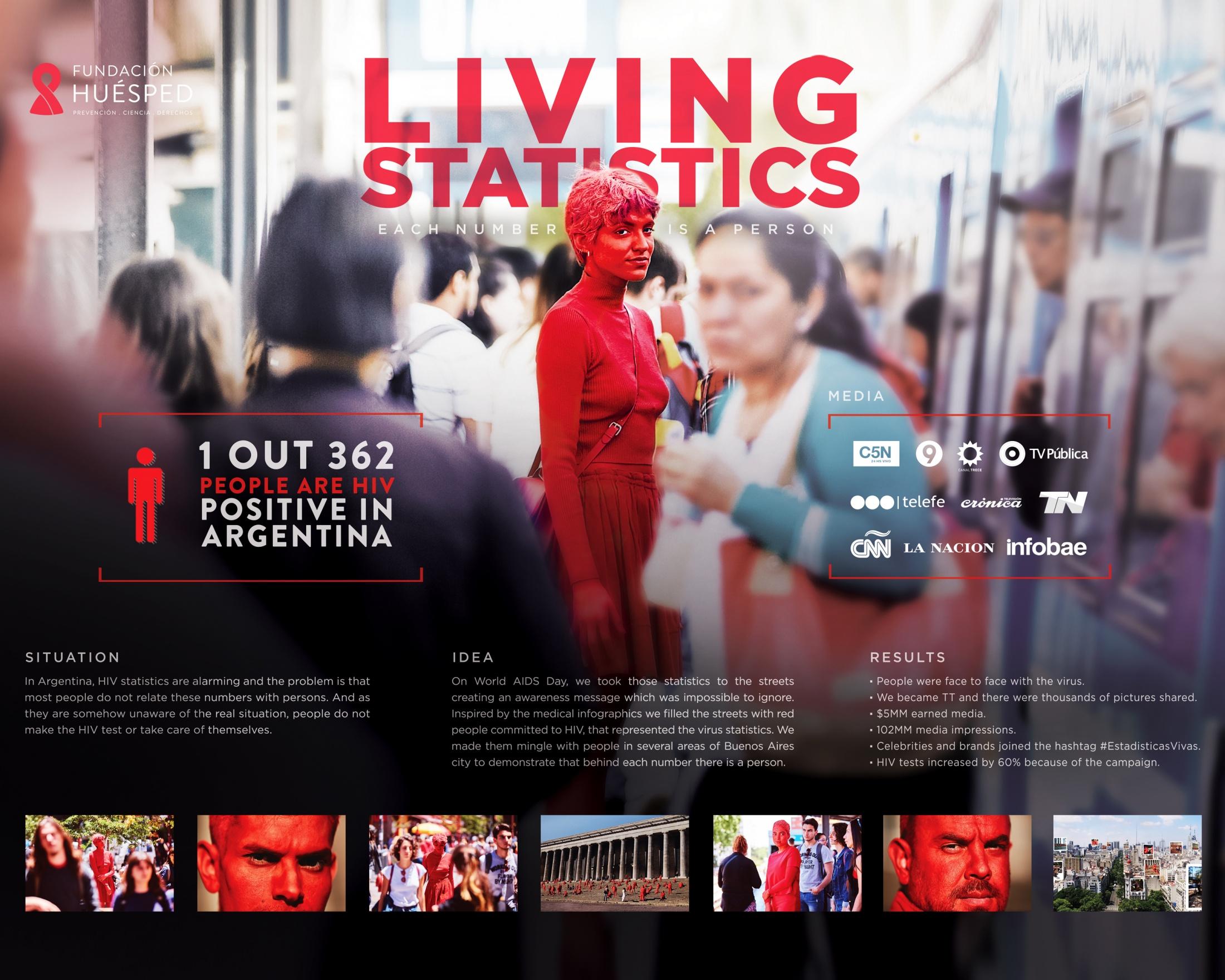 LIVING STATISTICS Thumbnail