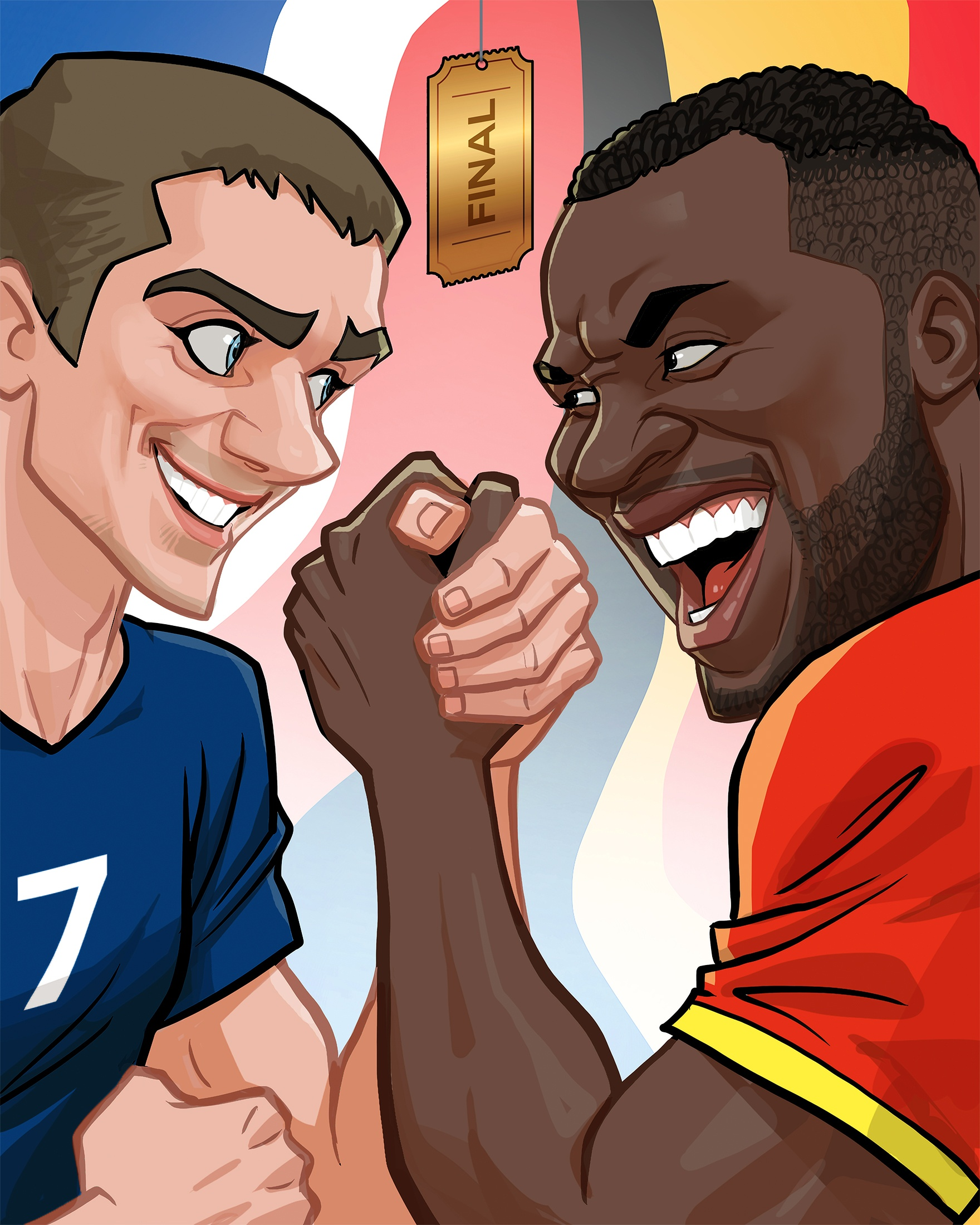 Thumbnail for Puma (UK) x B/R Football - Interactive Football Murals