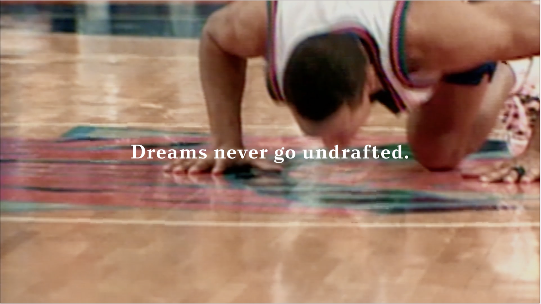Thumbnail for The Undrafted