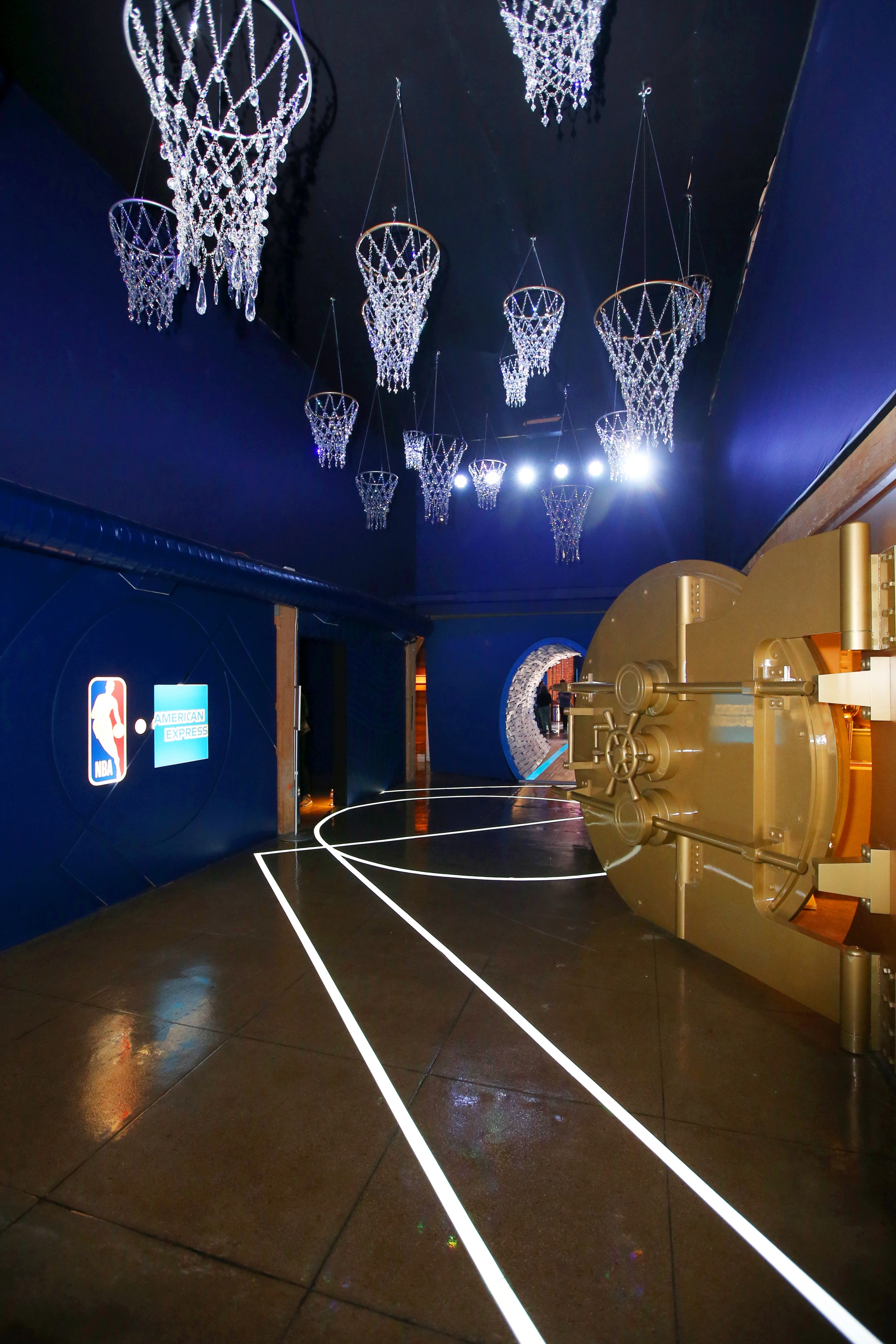 Image Media for American Express NBA Allstar Weekend