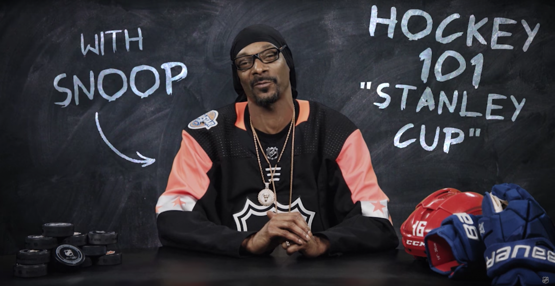 Thumbnail for Hockey 101 with Snoop Dogg
