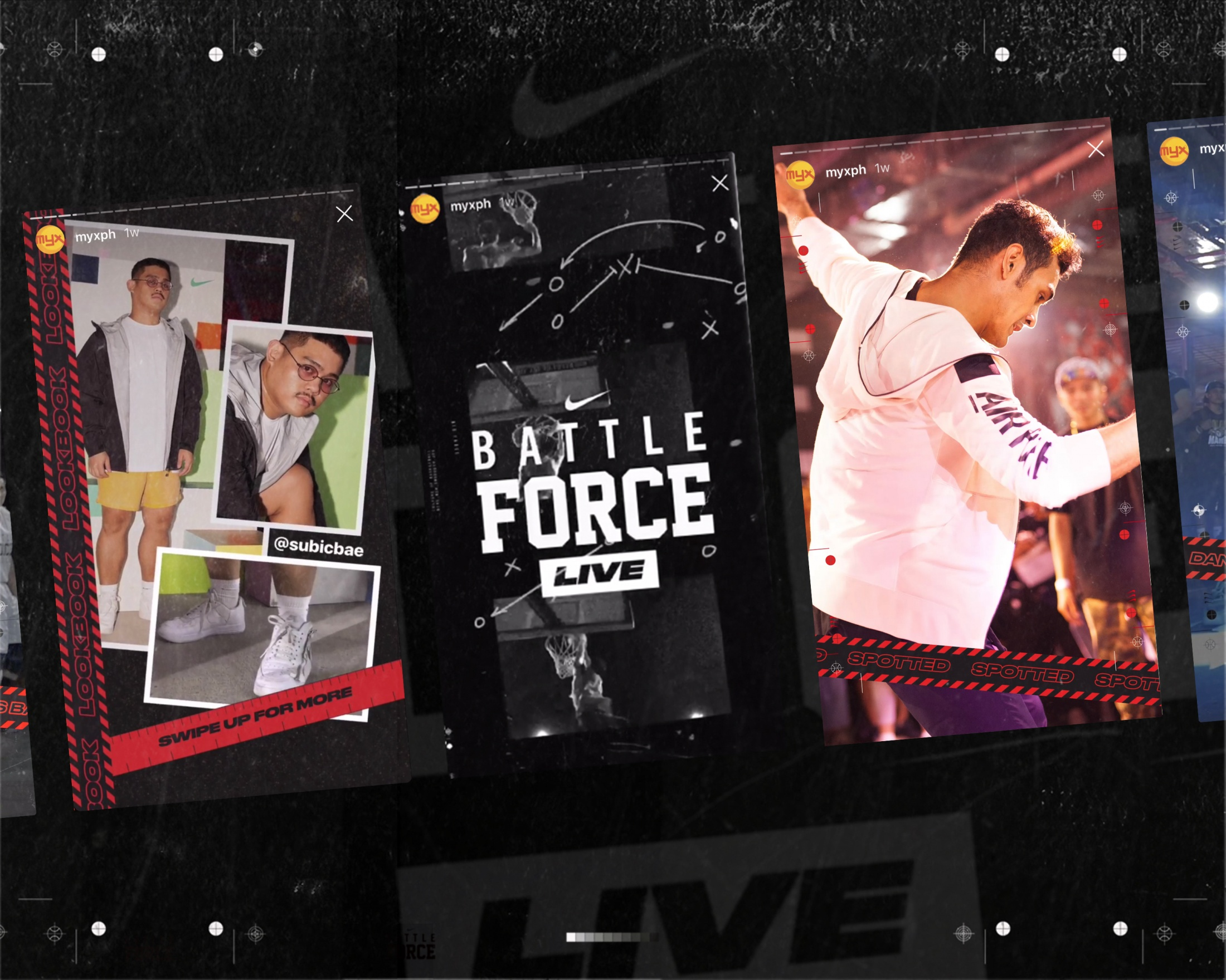 Thumbnail for Nike Battle Force Live