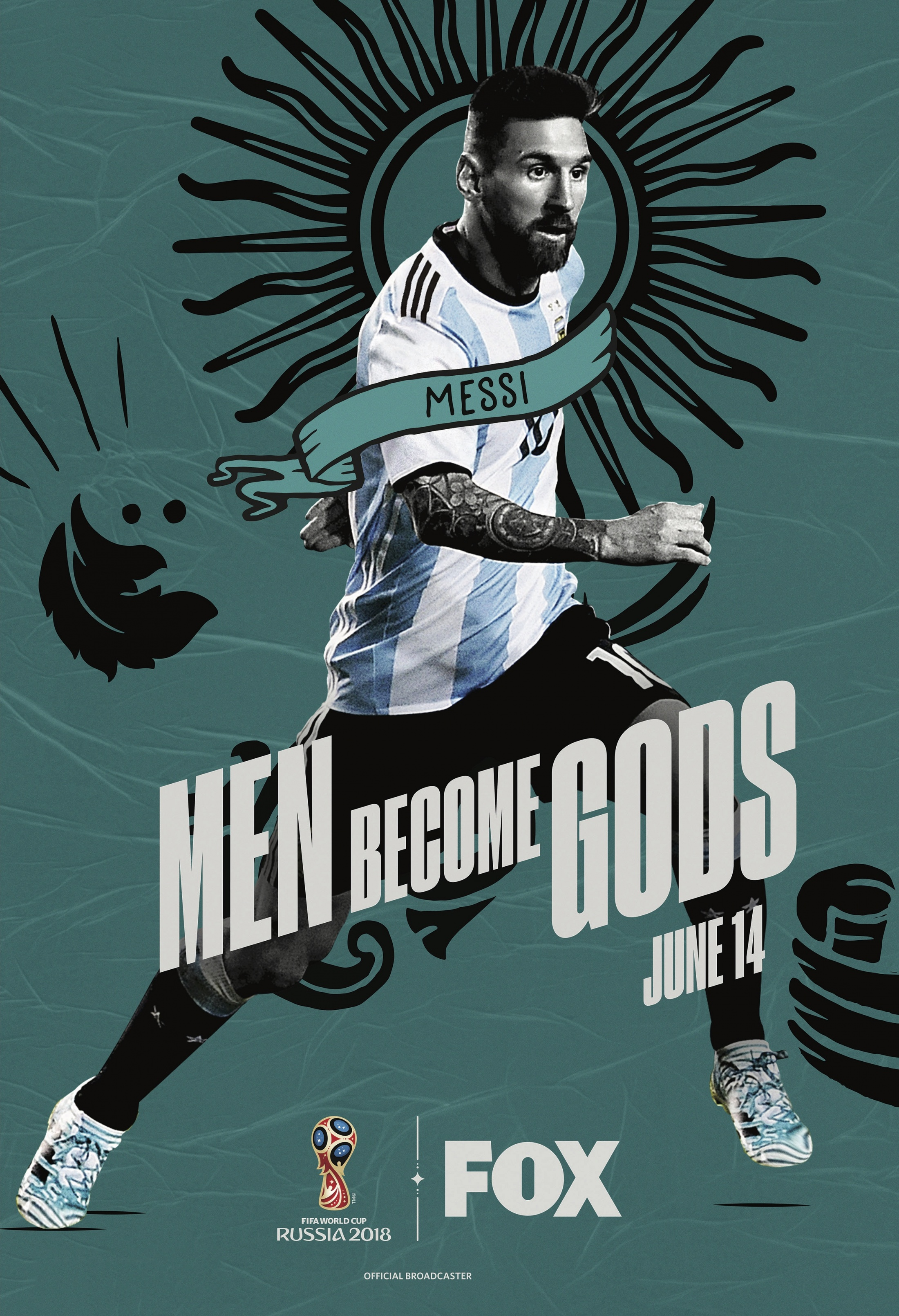 Image Media for World Cup Player Posters
