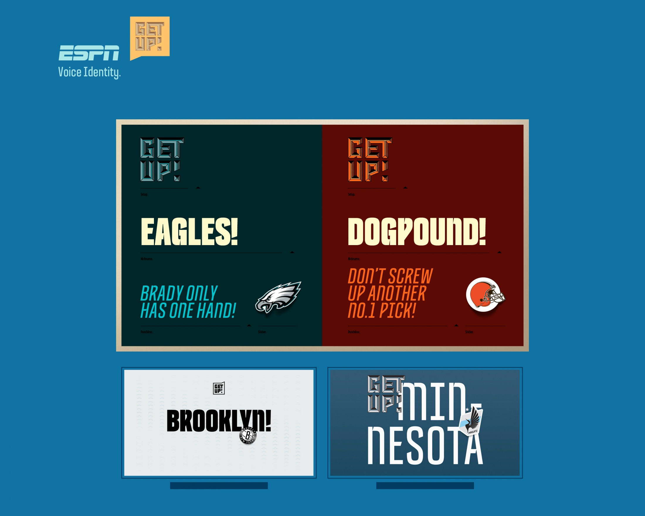 Thumbnail for ESPN Get Up