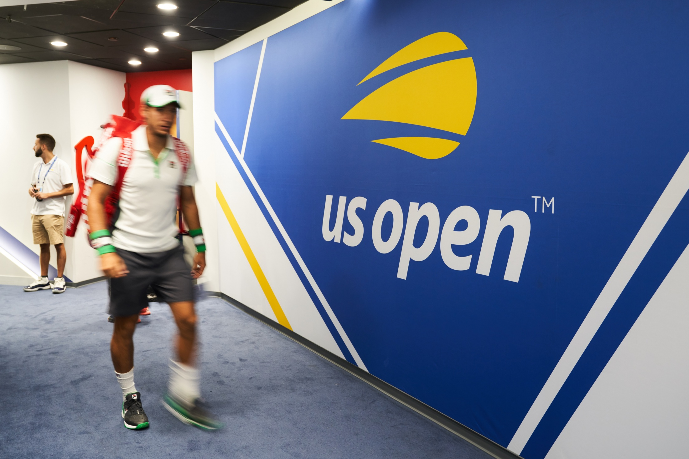 Image Media for US Open Visual Identity