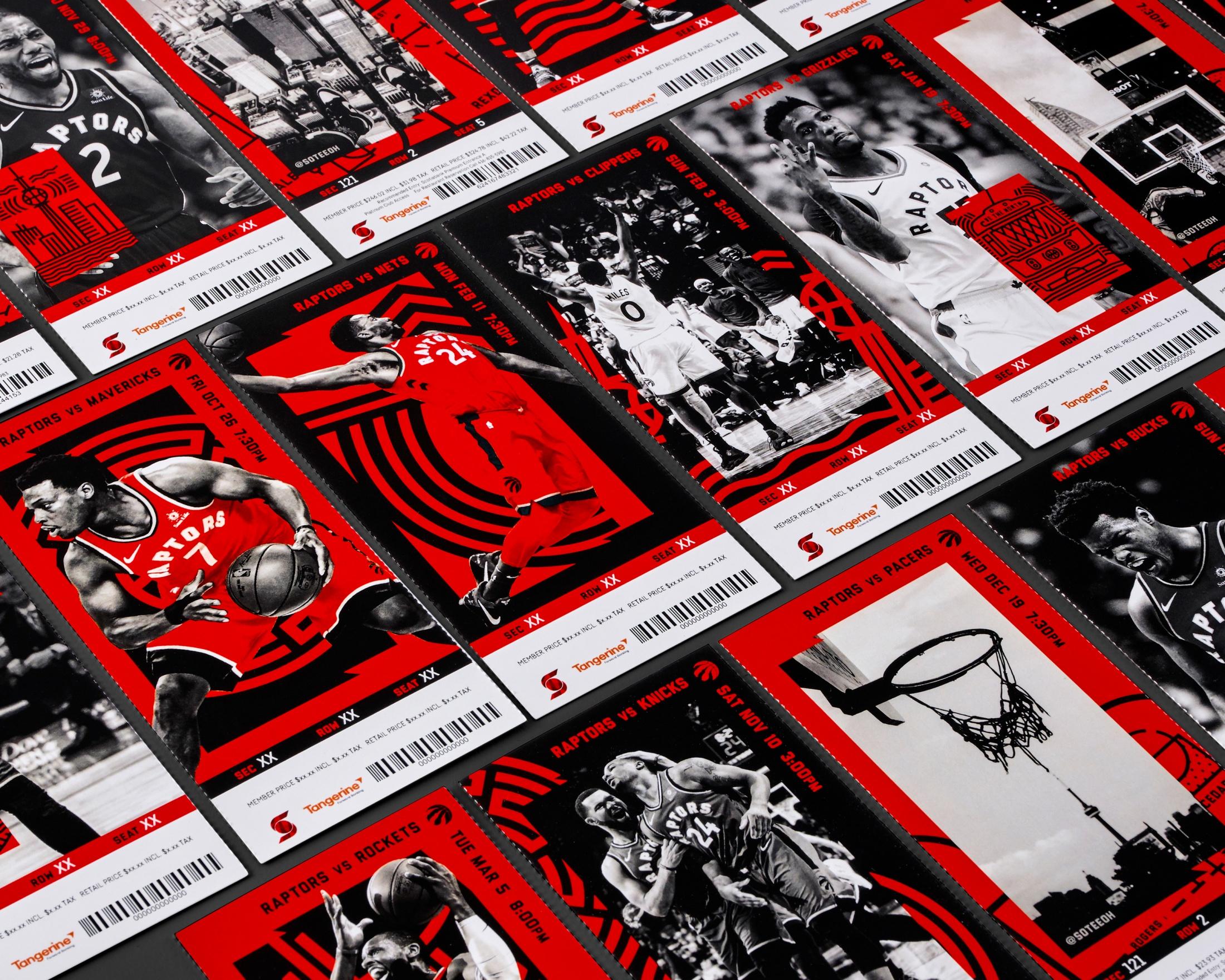 Thumbnail for 2018-2019 Raptors Season Ticket Package