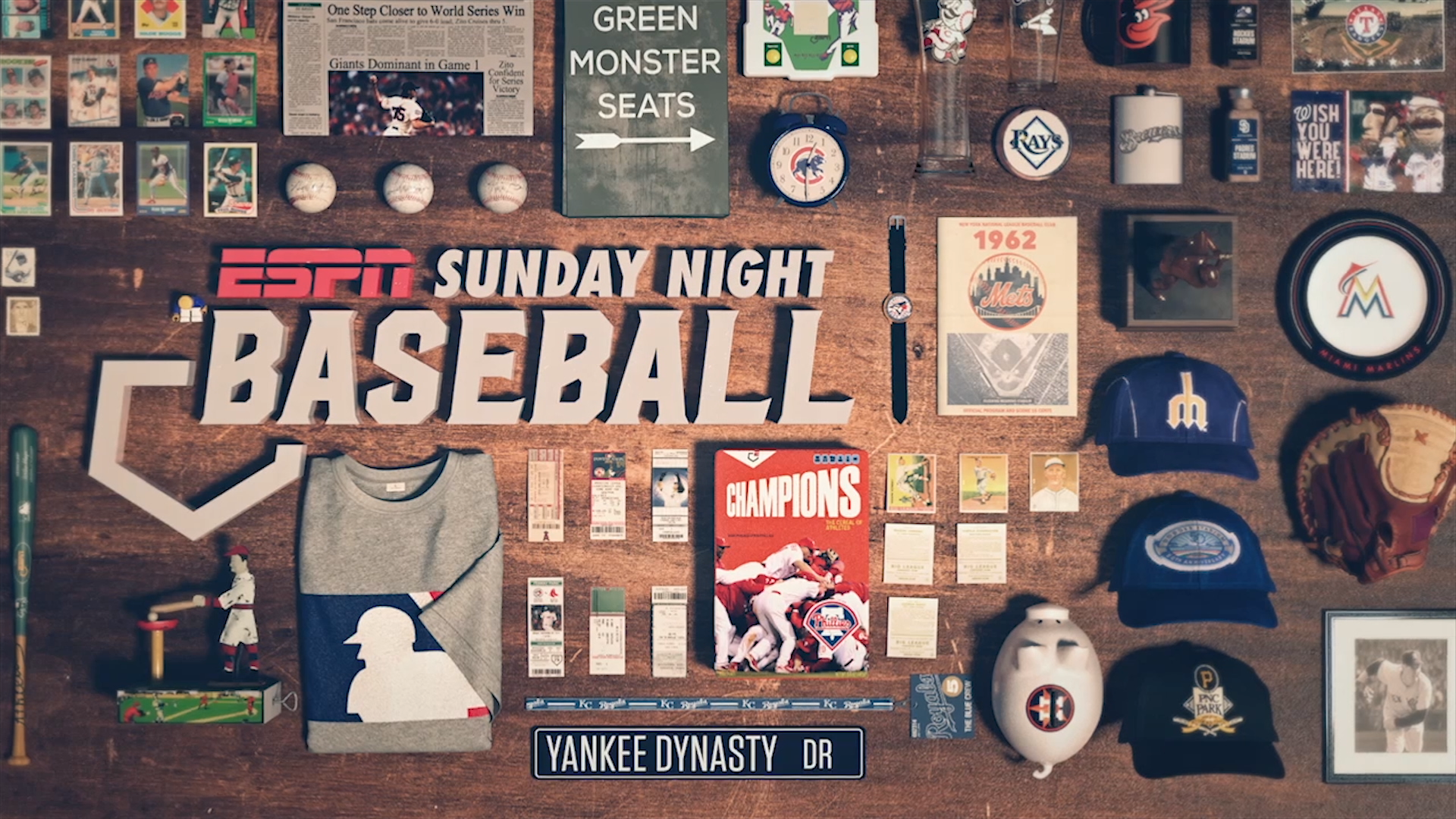 Thumbnail for ESPN MLB Design Rebrand