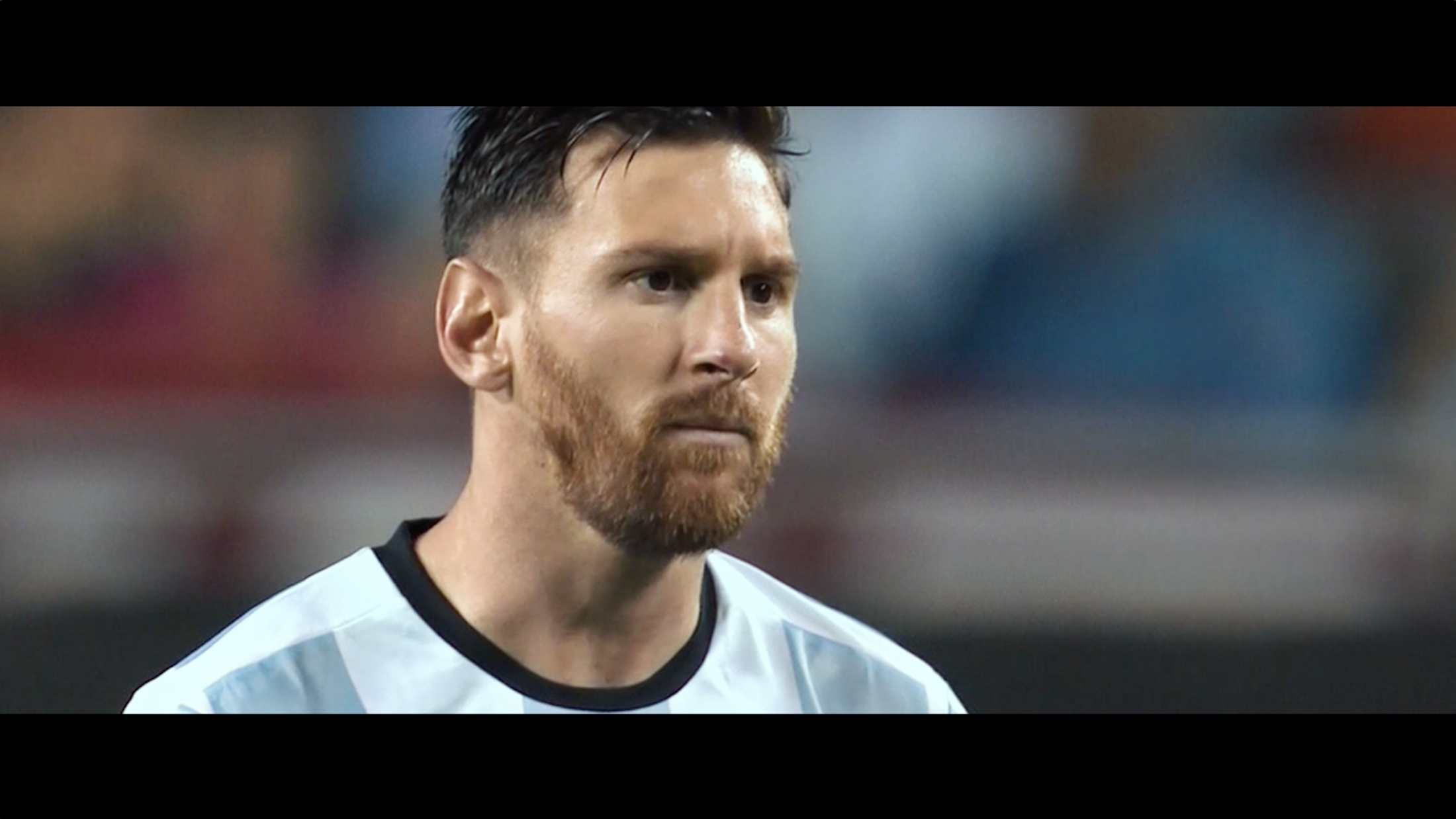 Thumbnail for World Becomes World Cup - Messi...Men Become Gods